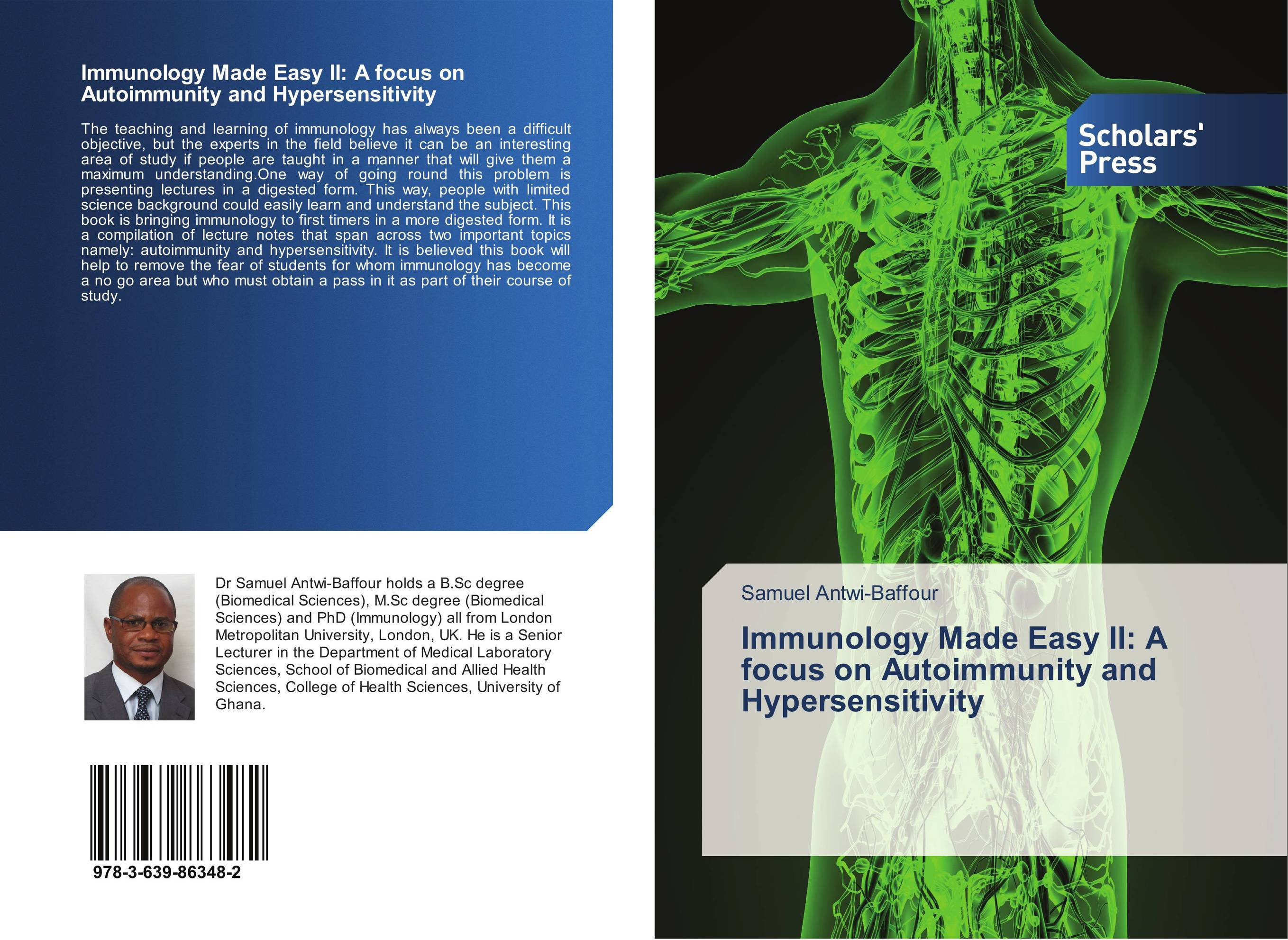 Immunology Made Easy II: A focus on Autoimmunity and Hypersensitivity jasjit kaur navneet sharma and harpal singh implants made easy