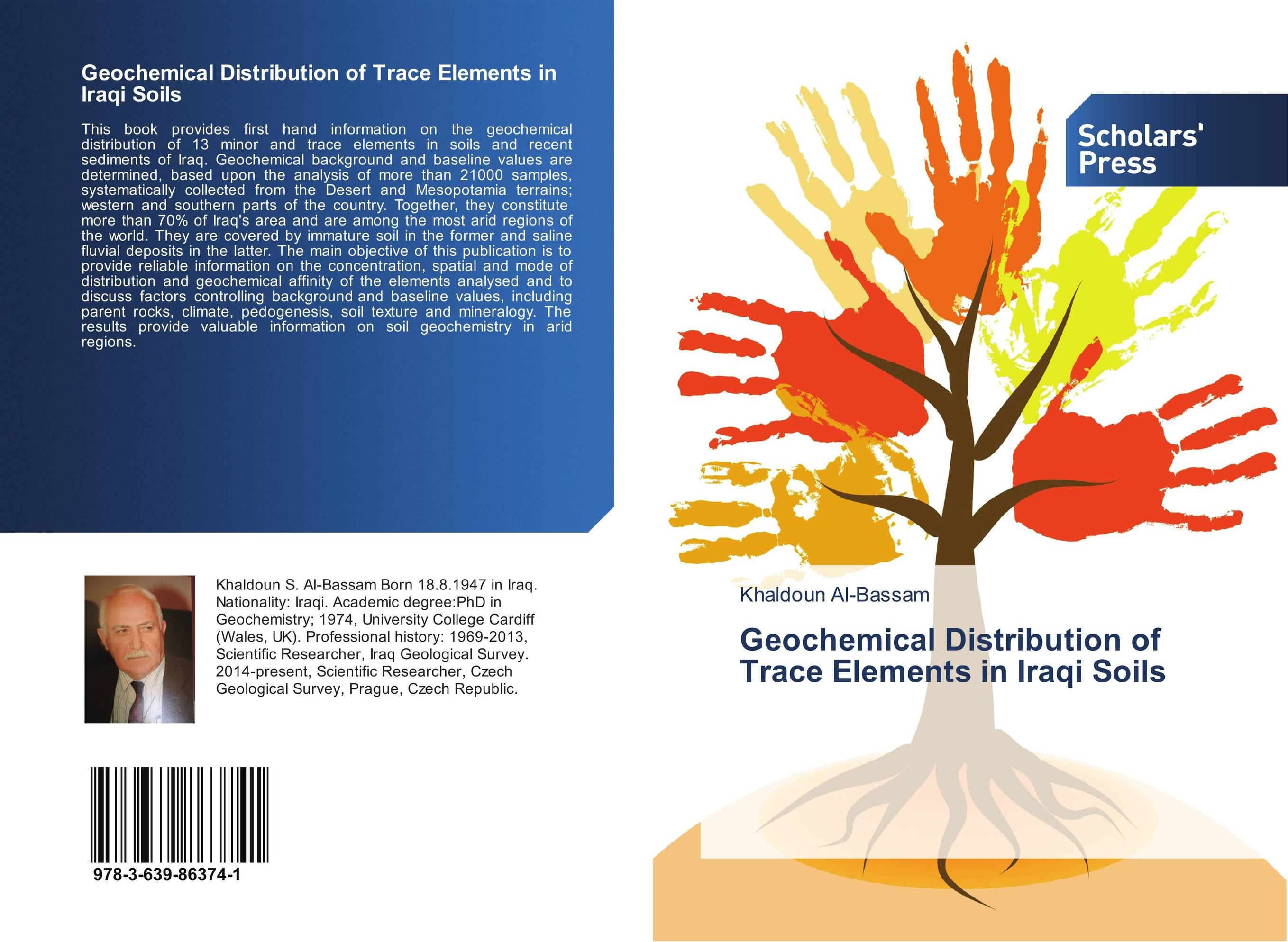 Geochemical Distribution of Trace Elements in Iraqi Soils on the distribution of information structures and focal points