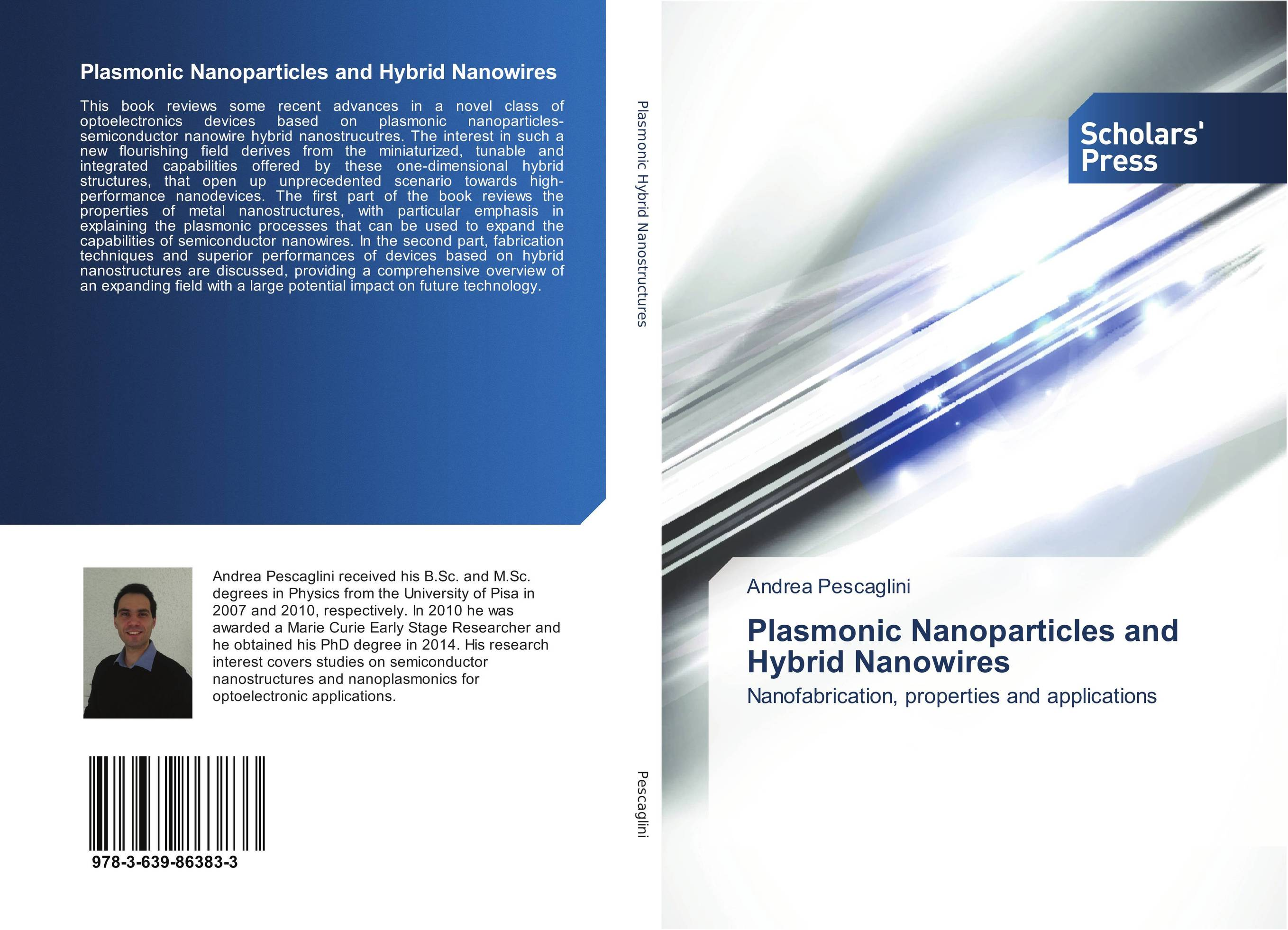 Plasmonic Nanoparticles and Hybrid Nanowires mohamed henini handbook of self assembled semiconductor nanostructures for novel devices in photonics and electronics