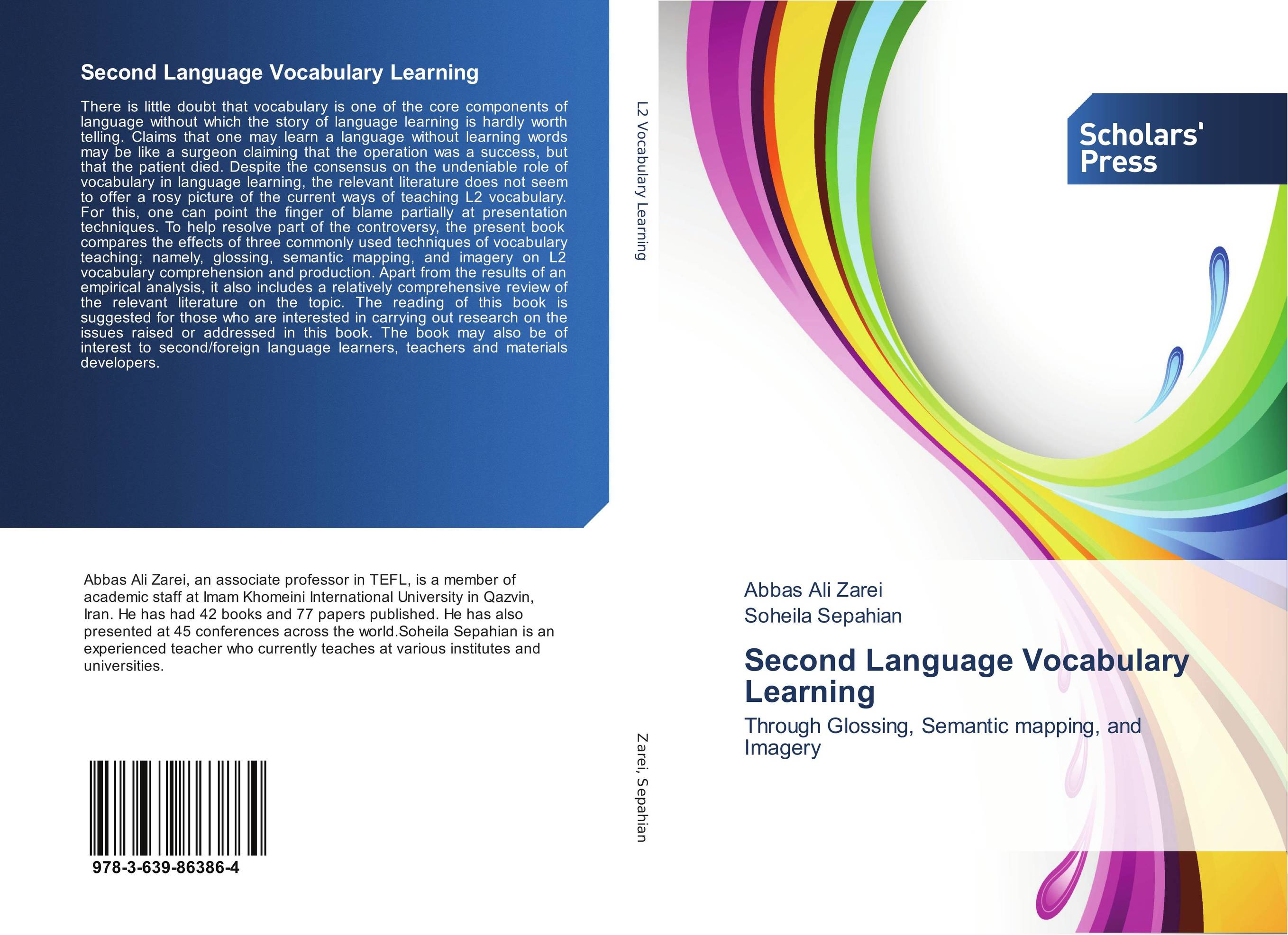 Second Language Vocabulary Learning second language vocabulary learning