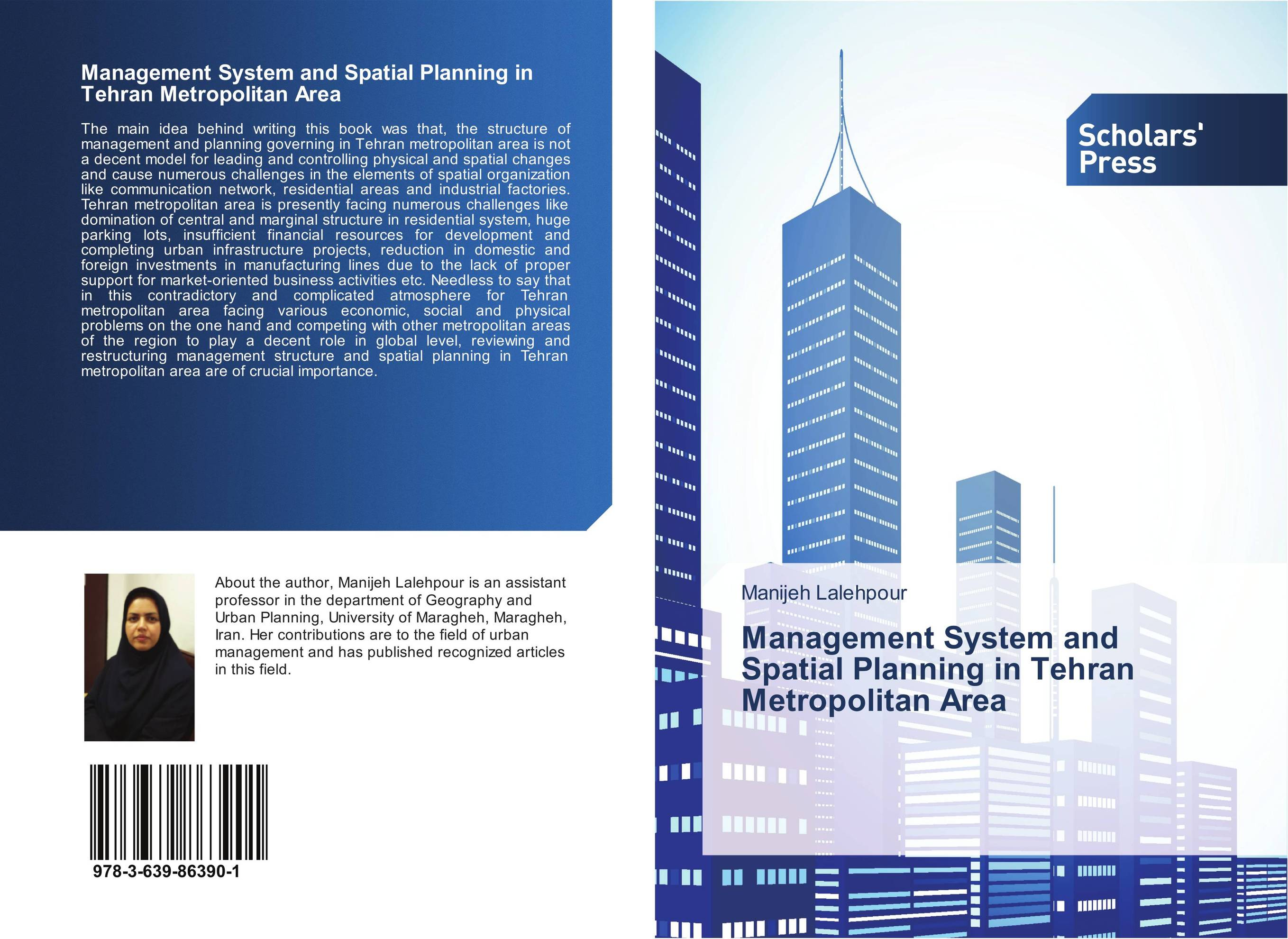 Management System and Spatial Planning in Tehran Metropolitan Area