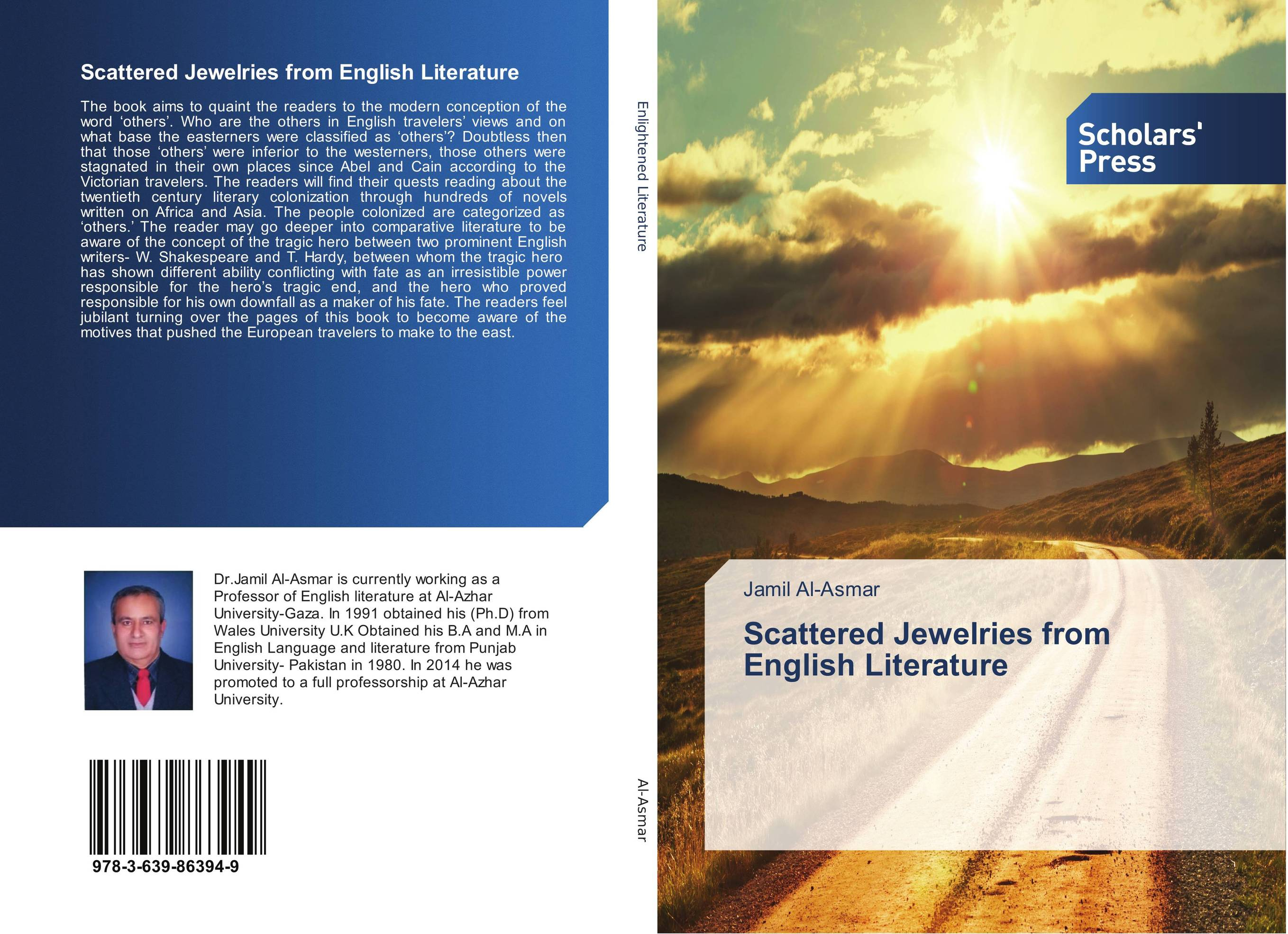 Scattered Jewelries from English Literature myriad mirrors reflections on north east indian literature in english