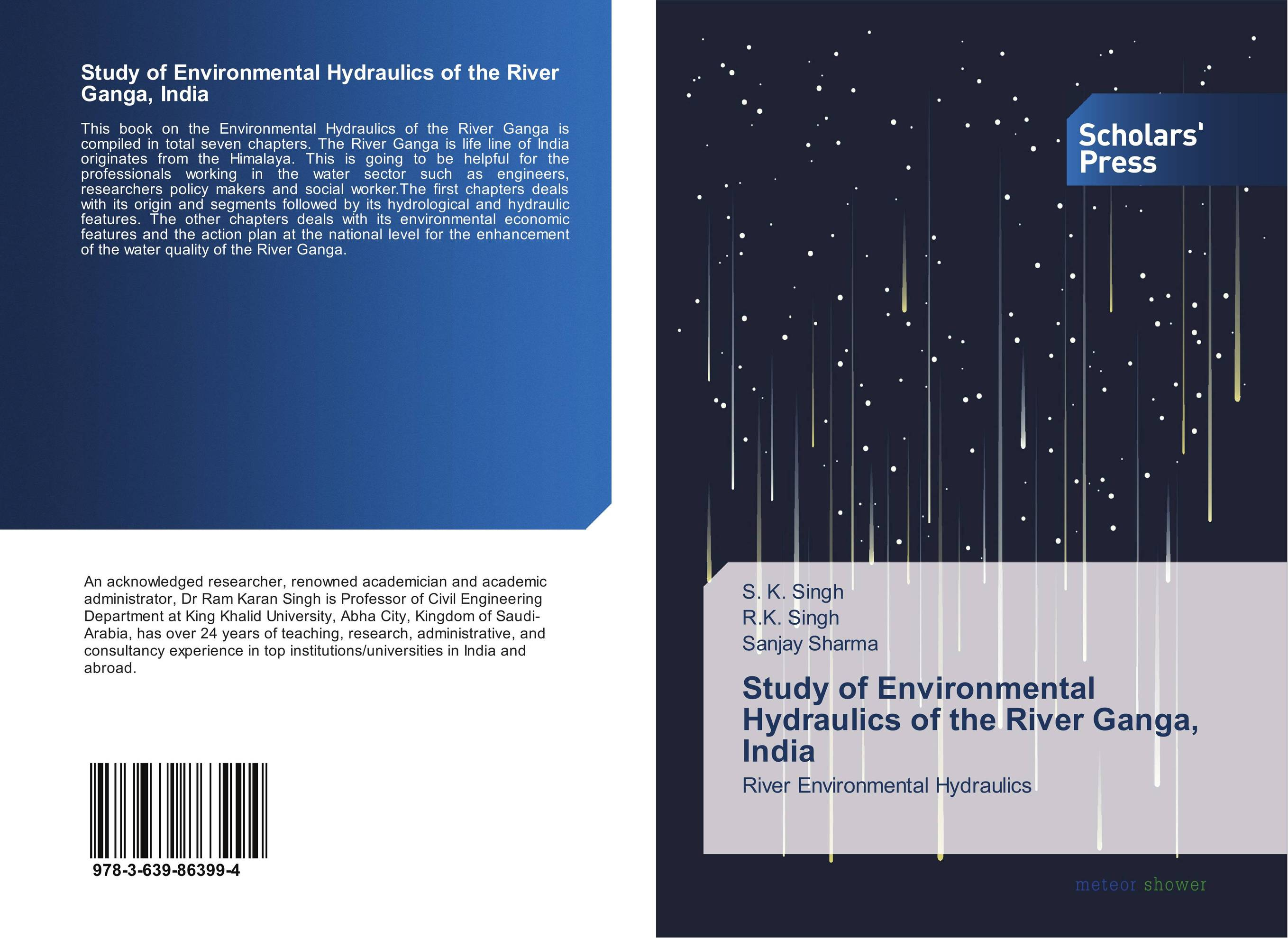 Study of Environmental Hydraulics of the River Ganga, India