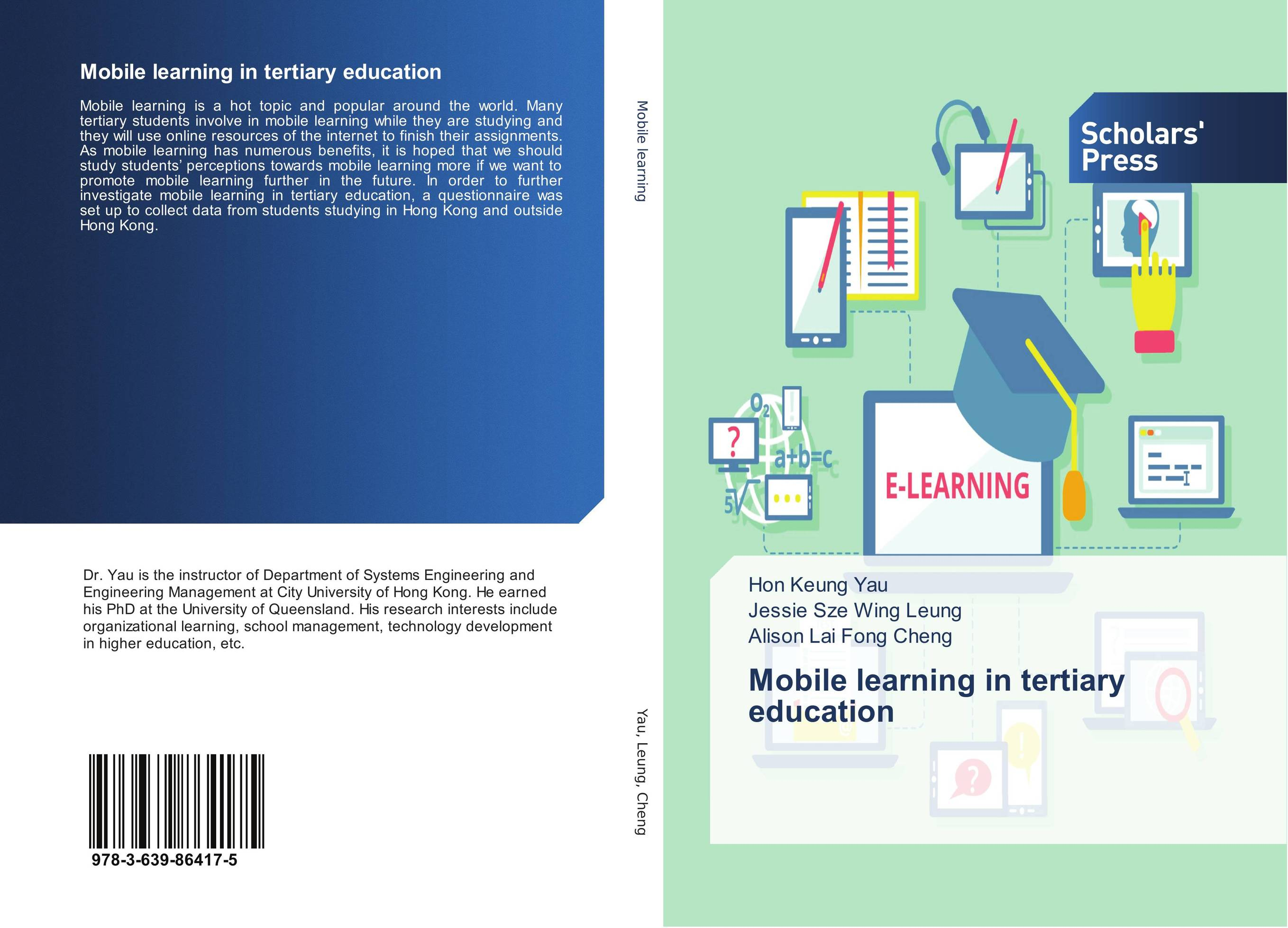 Mobile learning in tertiary education learning resources набор пробей