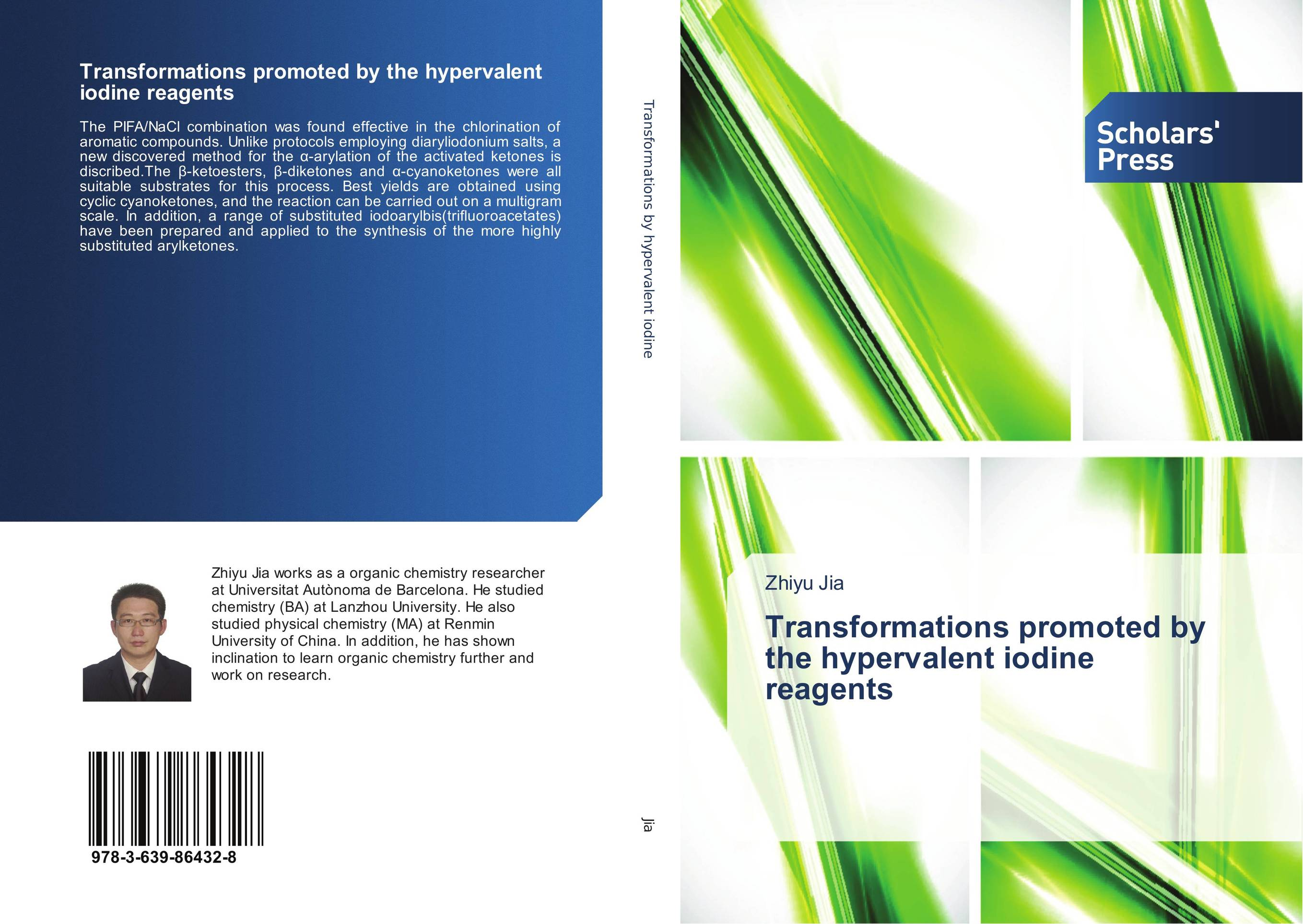 Transformations promoted by the hypervalent iodine reagents x ray crystallographic and theoretical investigations on aromatic compounds