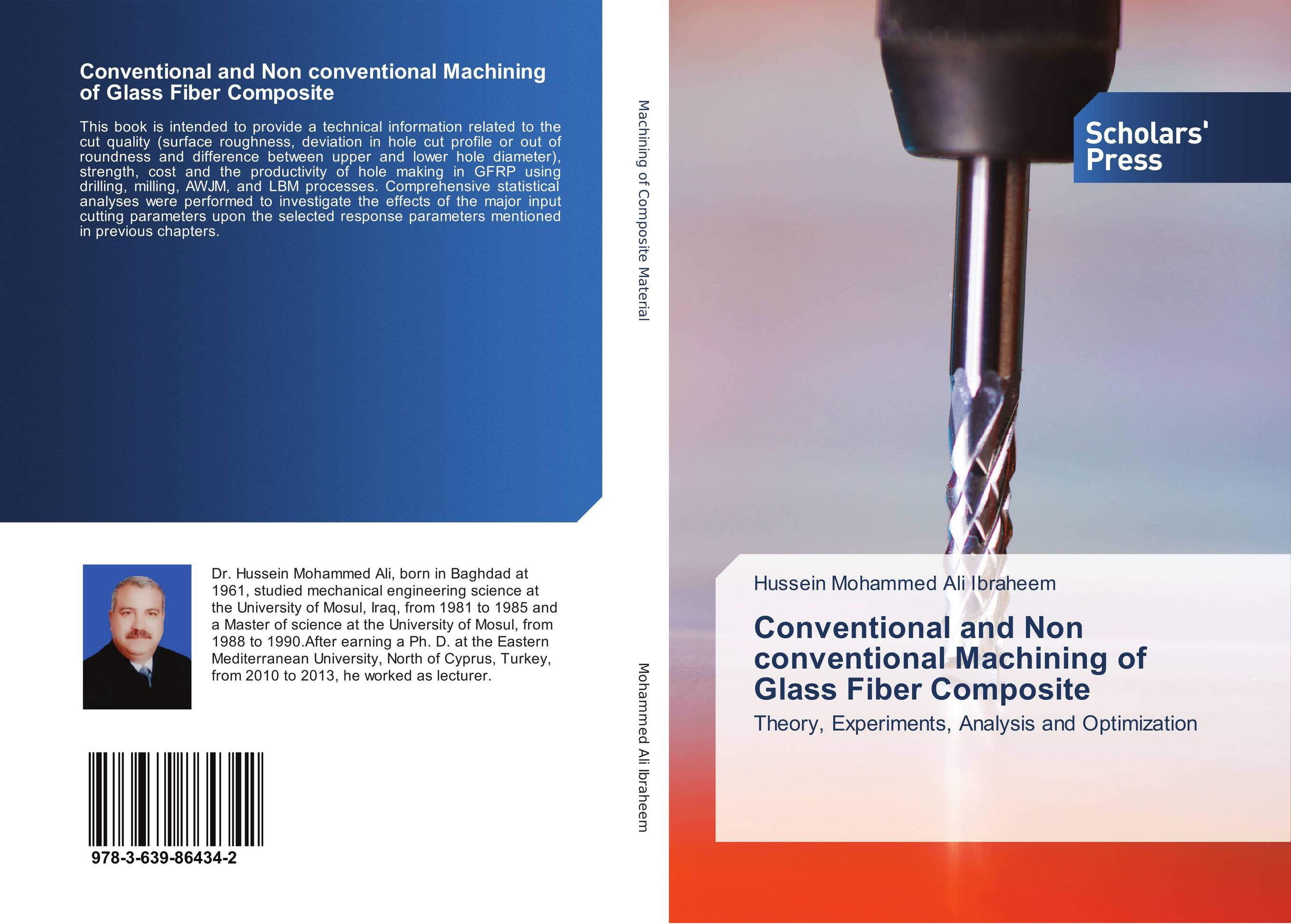 Conventional and Non conventional Machining of Glass Fiber Composite