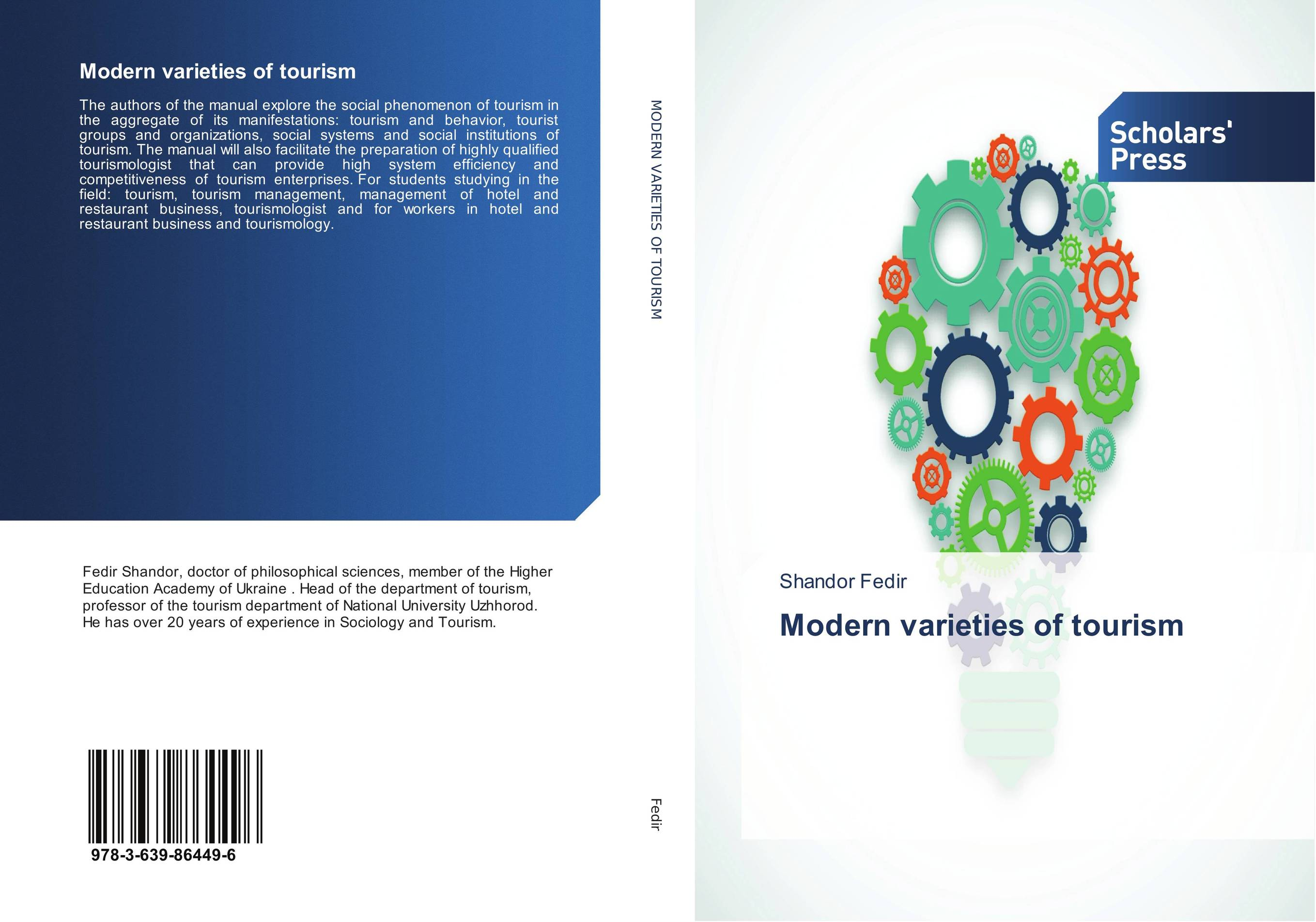 Modern varieties of tourism linguistic diversity and social justice