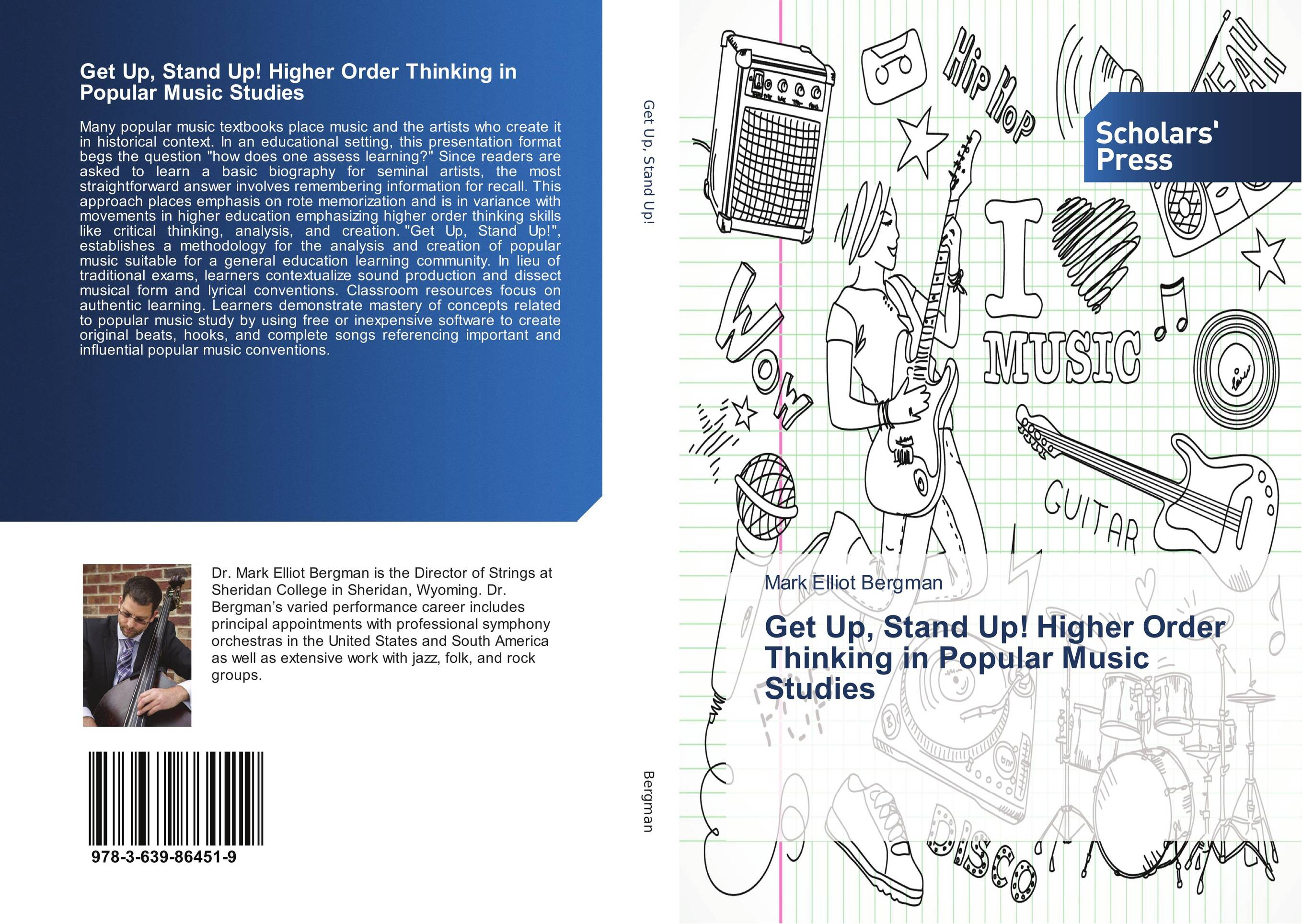 Get Up, Stand Up! Higher Order Thinking in Popular Music Studies
