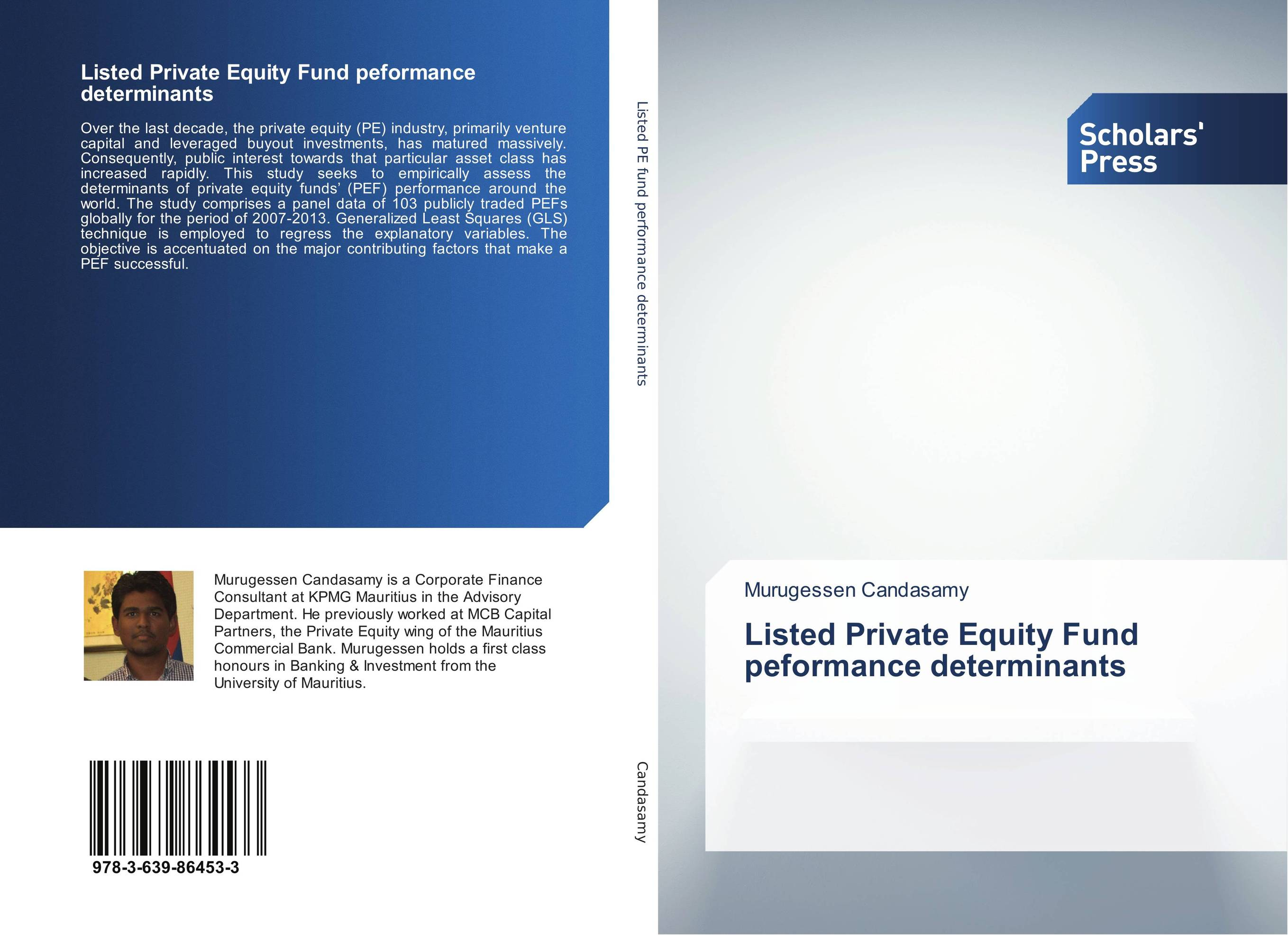 Listed Private Equity Fund peformance determinants banknotes of the world 2007 банкноты стран мира 2007 выпуск 7
