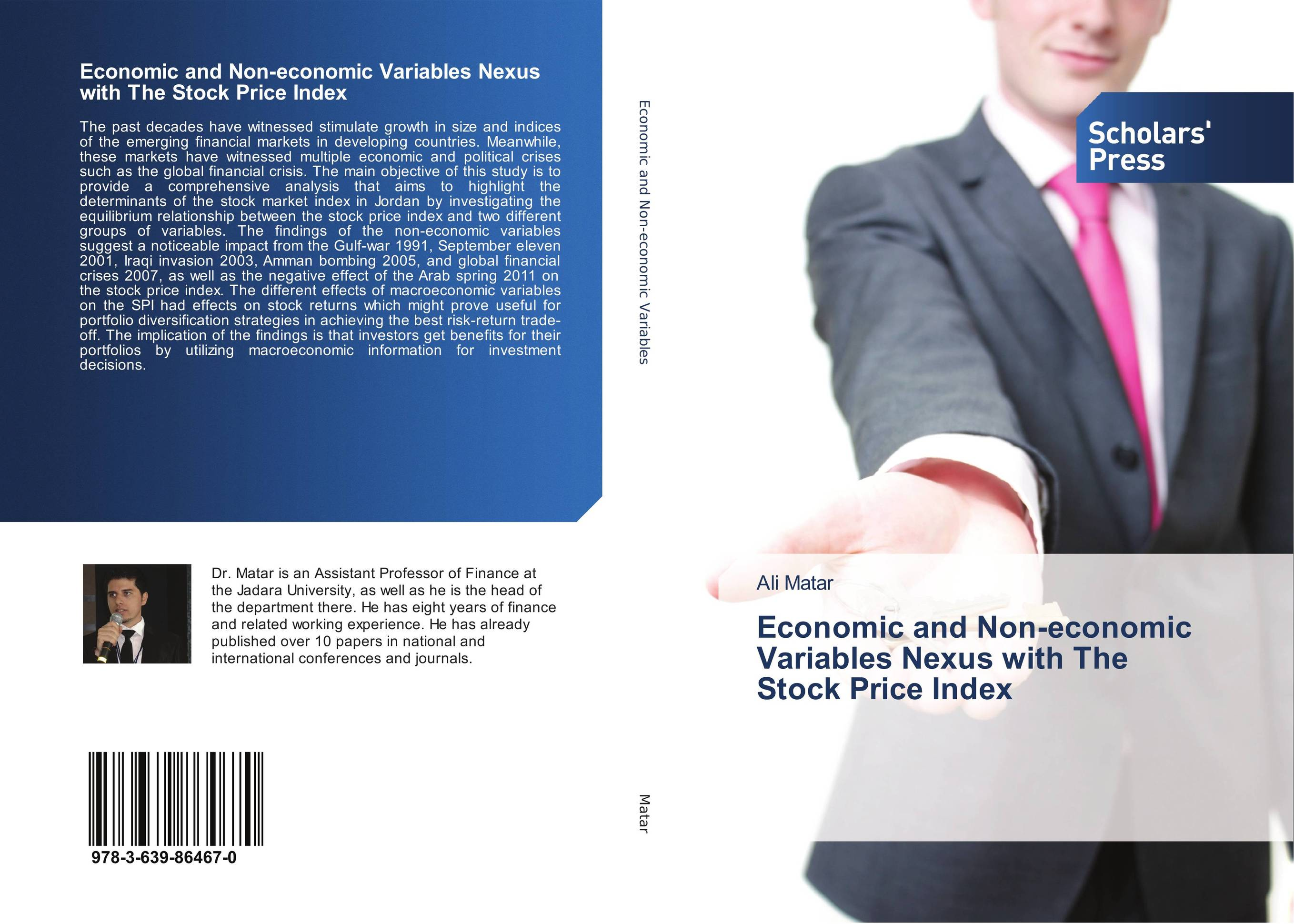 Economic and Non-economic Variables Nexus with The Stock Price Index economic methodology