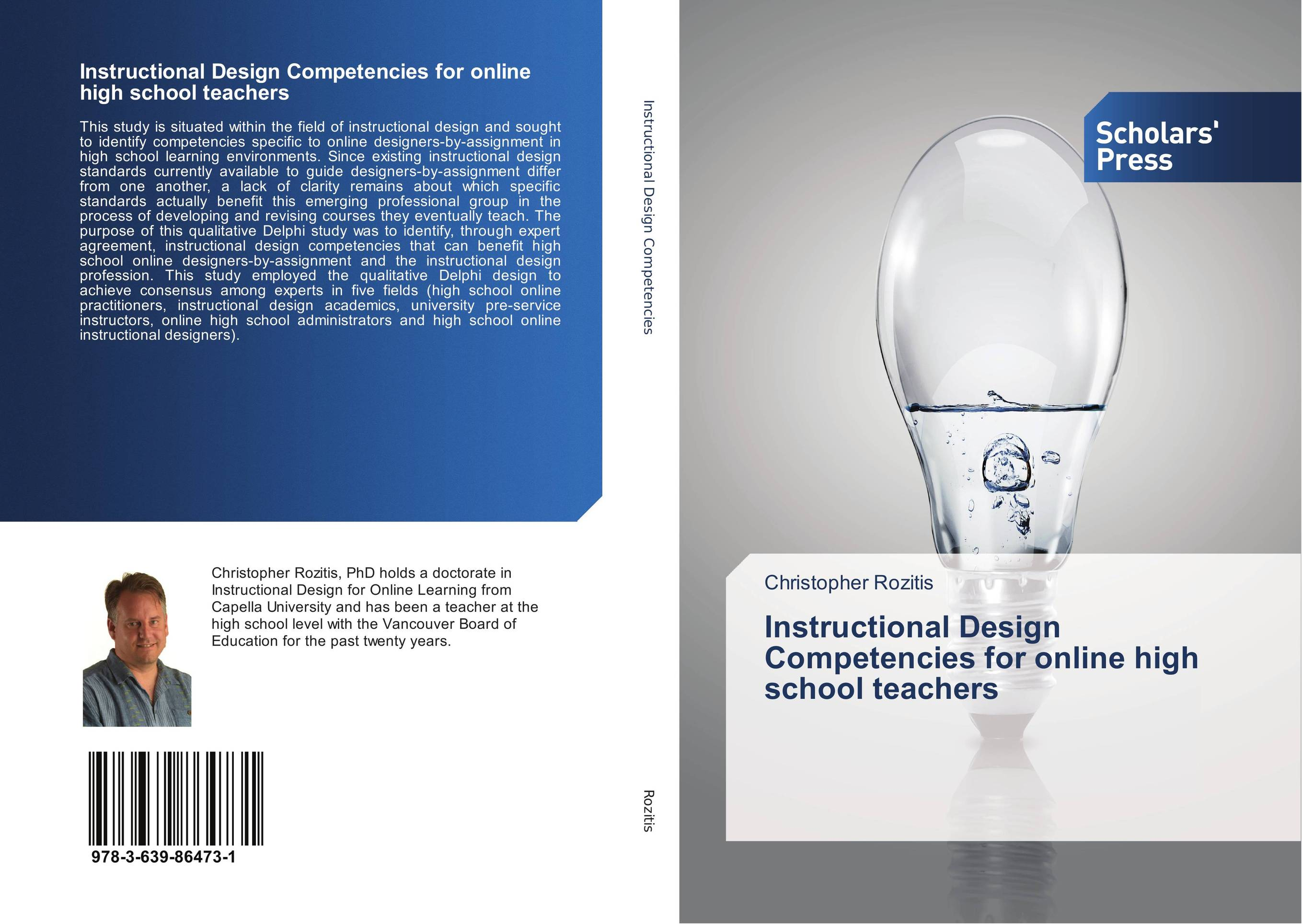 Instructional Design Competencies for online high school teachers