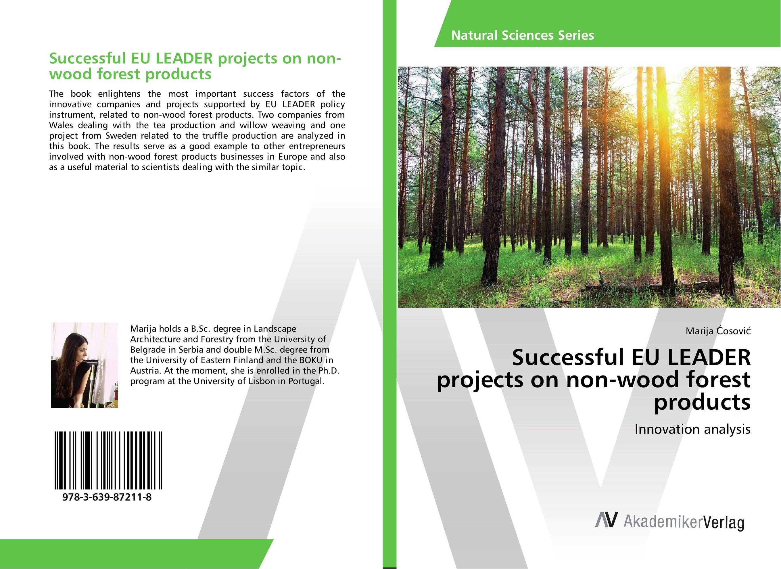 Successful EU LEADER projects on non-wood forest products managing projects made simple