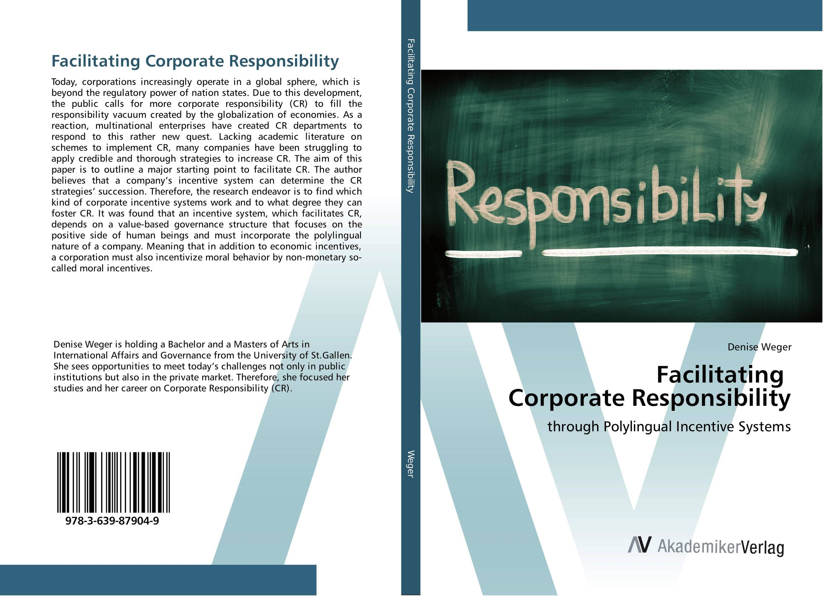 Facilitating Corporate Responsibility corporate governance and firm value