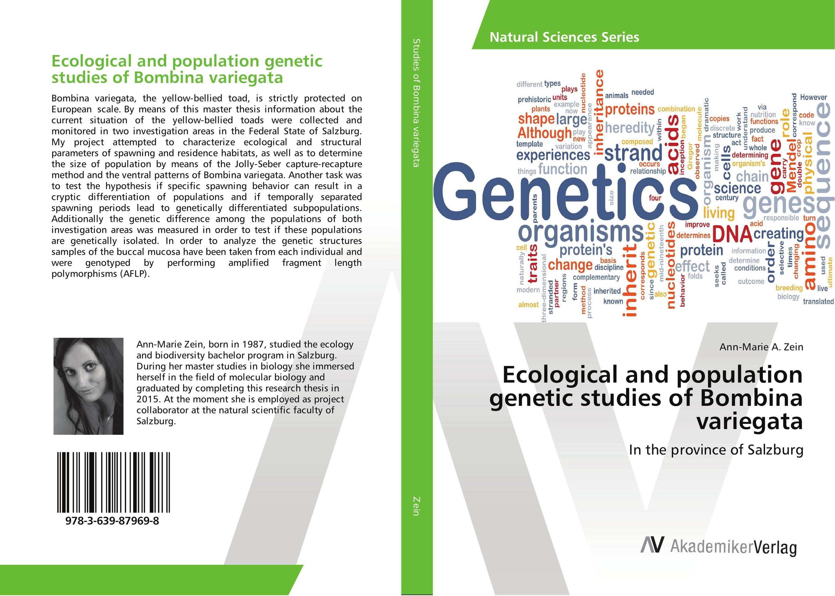 Ecological and population genetic studies of Bombina variegata mir abid hussain dr vijeshwar verma and dr ghulam nabi qazi population genetic structure of rhizomatous picrorhiza kurrooa royle