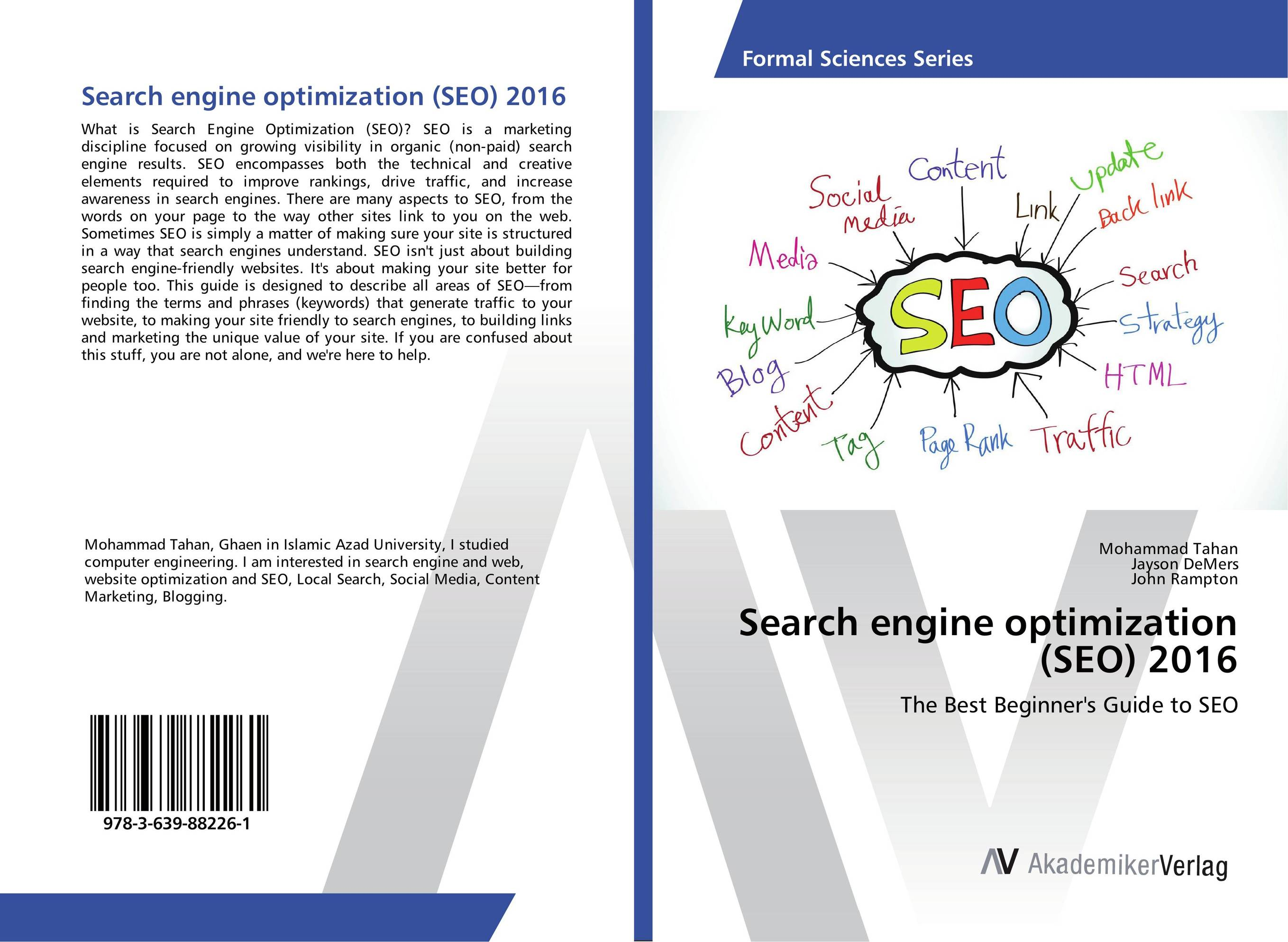 Search engine optimization (SEO) 2016 bruce clay search engine optimization all in one for dummies