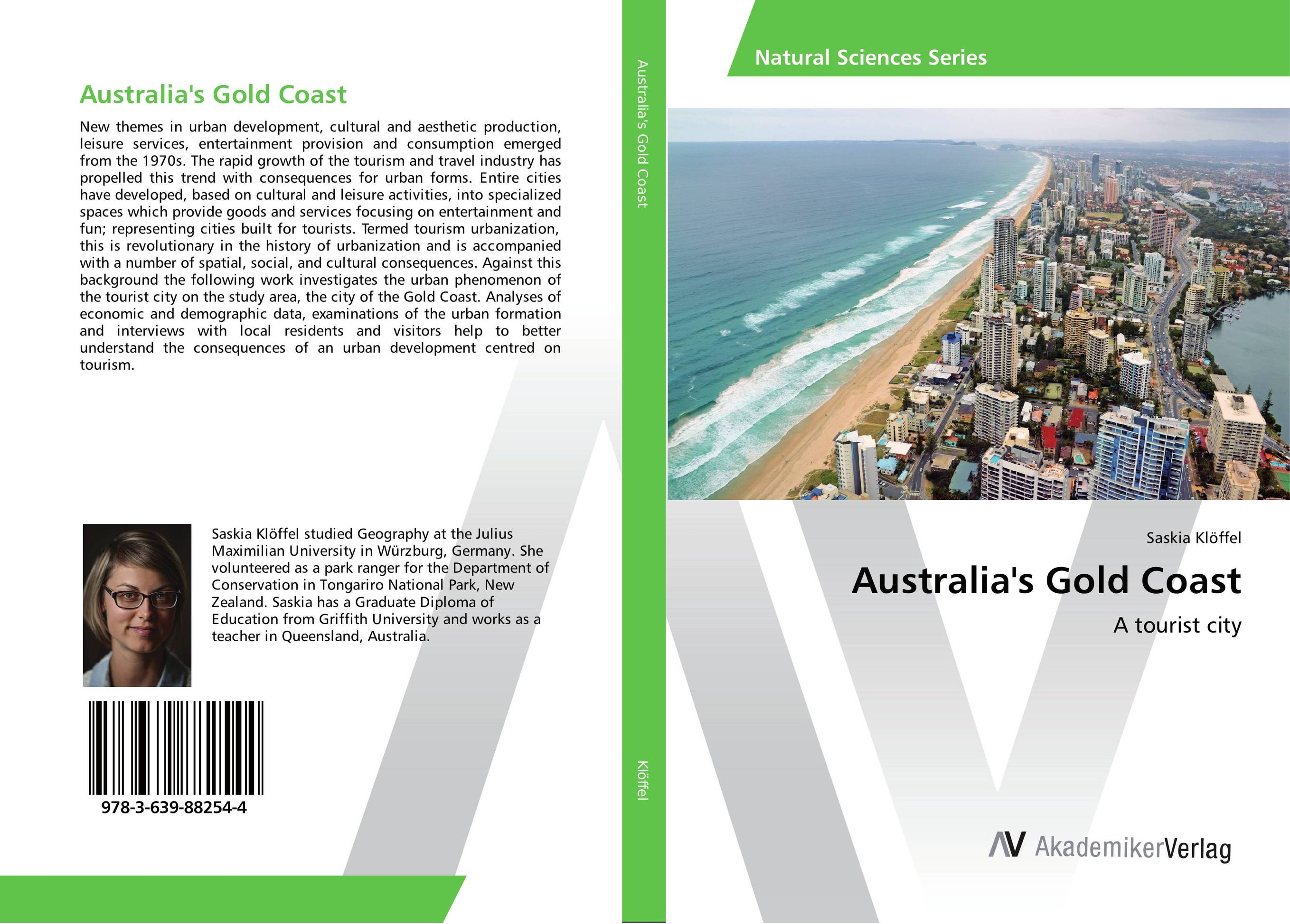 Australia's Gold Coast the effects of urban sprawl on the cities structure