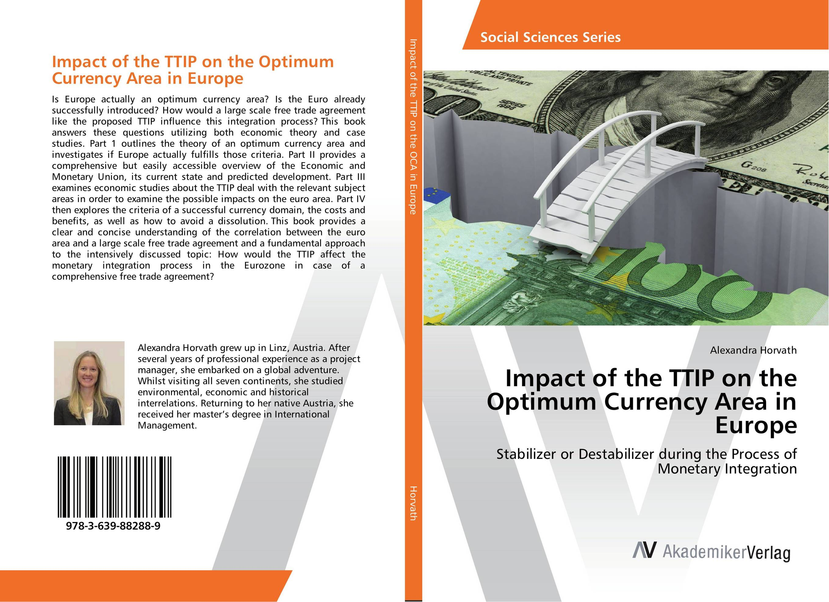 Impact of the TTIP on the Optimum Currency Area in Europe olena rabtsun the rise of the euro as a global currency