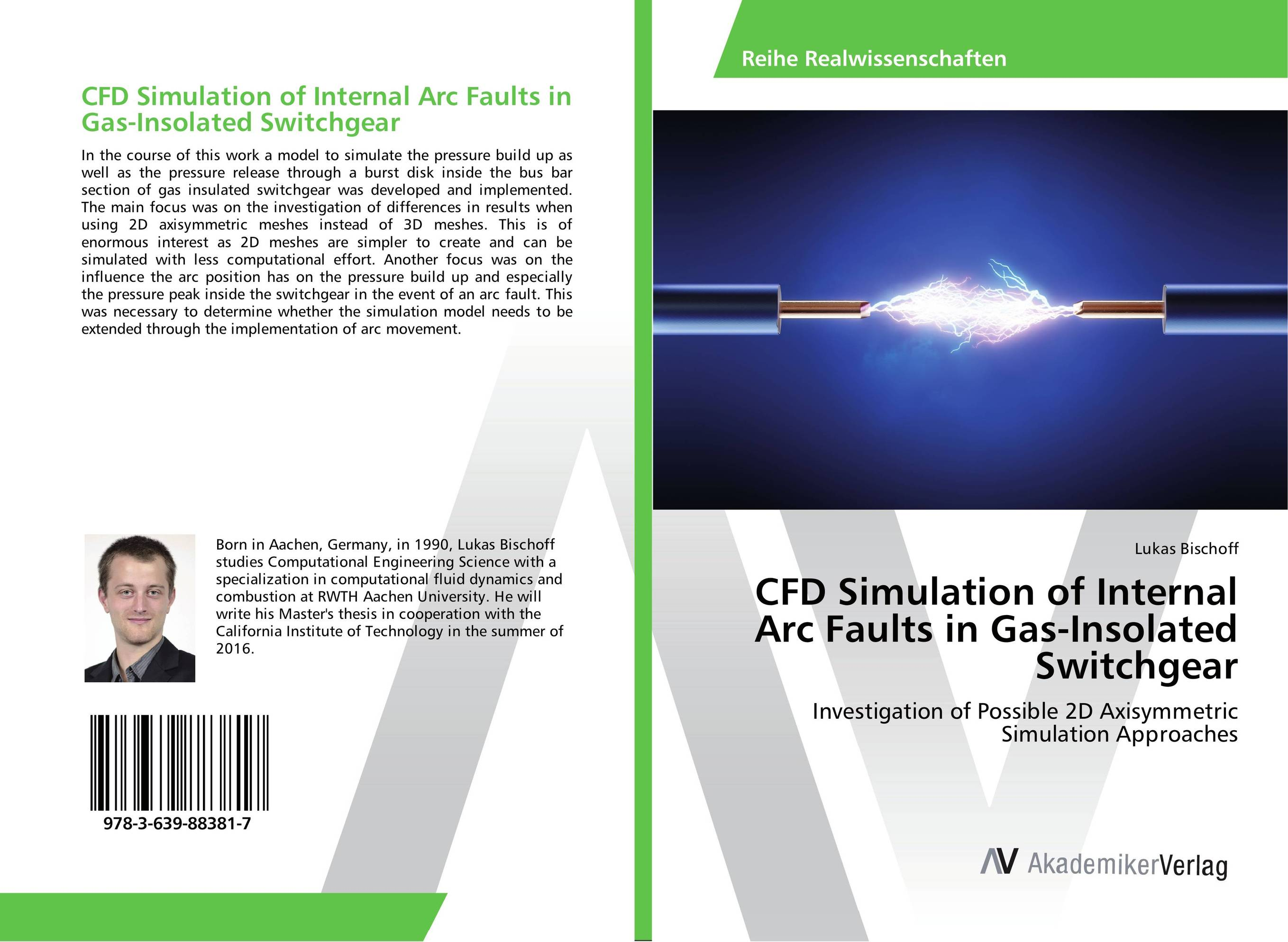 CFD Simulation of Internal Arc Faults in Gas-Insolated Switchgear the destruction of tilted arc – documents