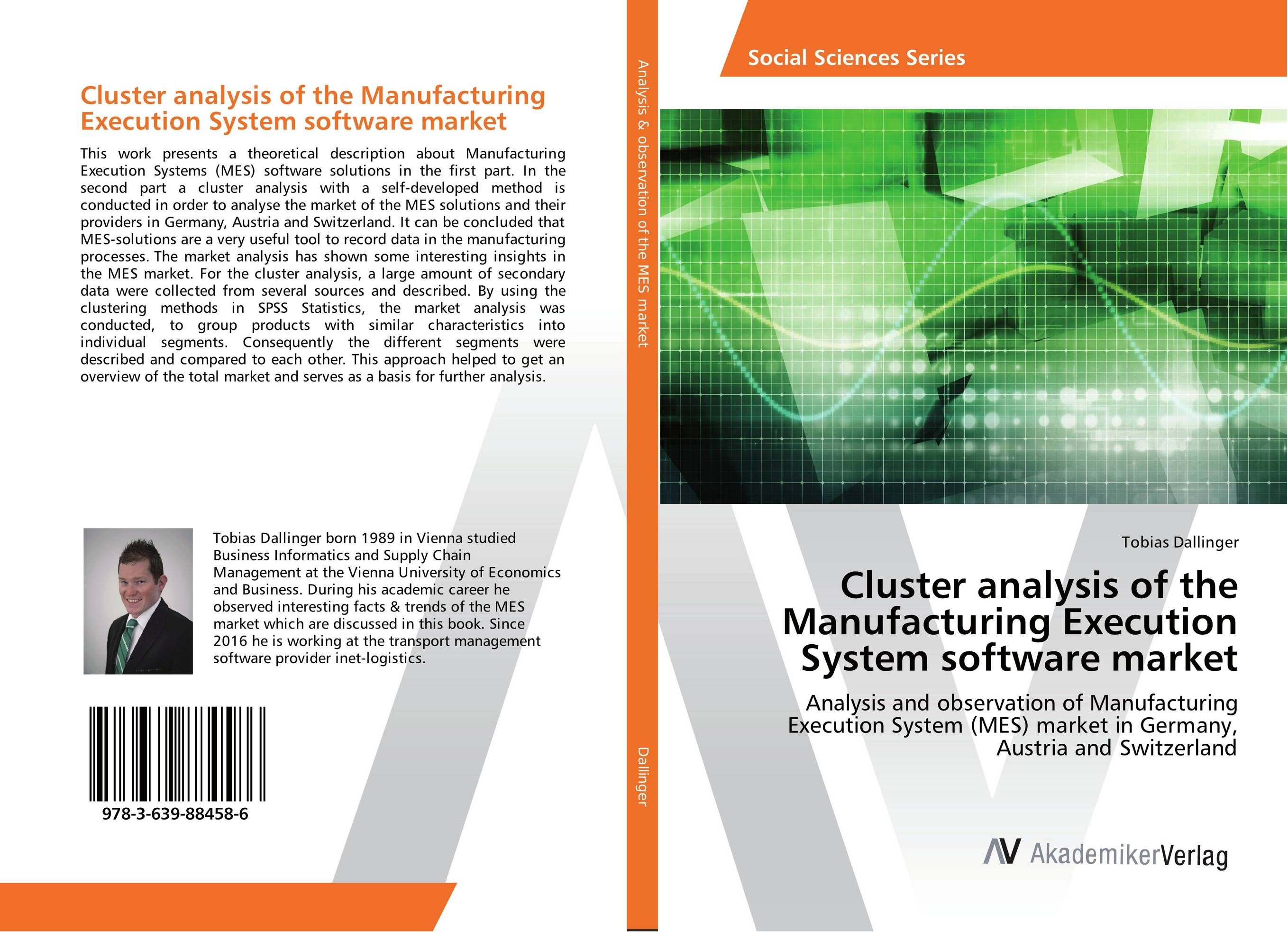 Cluster analysis of the Manufacturing Execution System software market the danish wind cluster