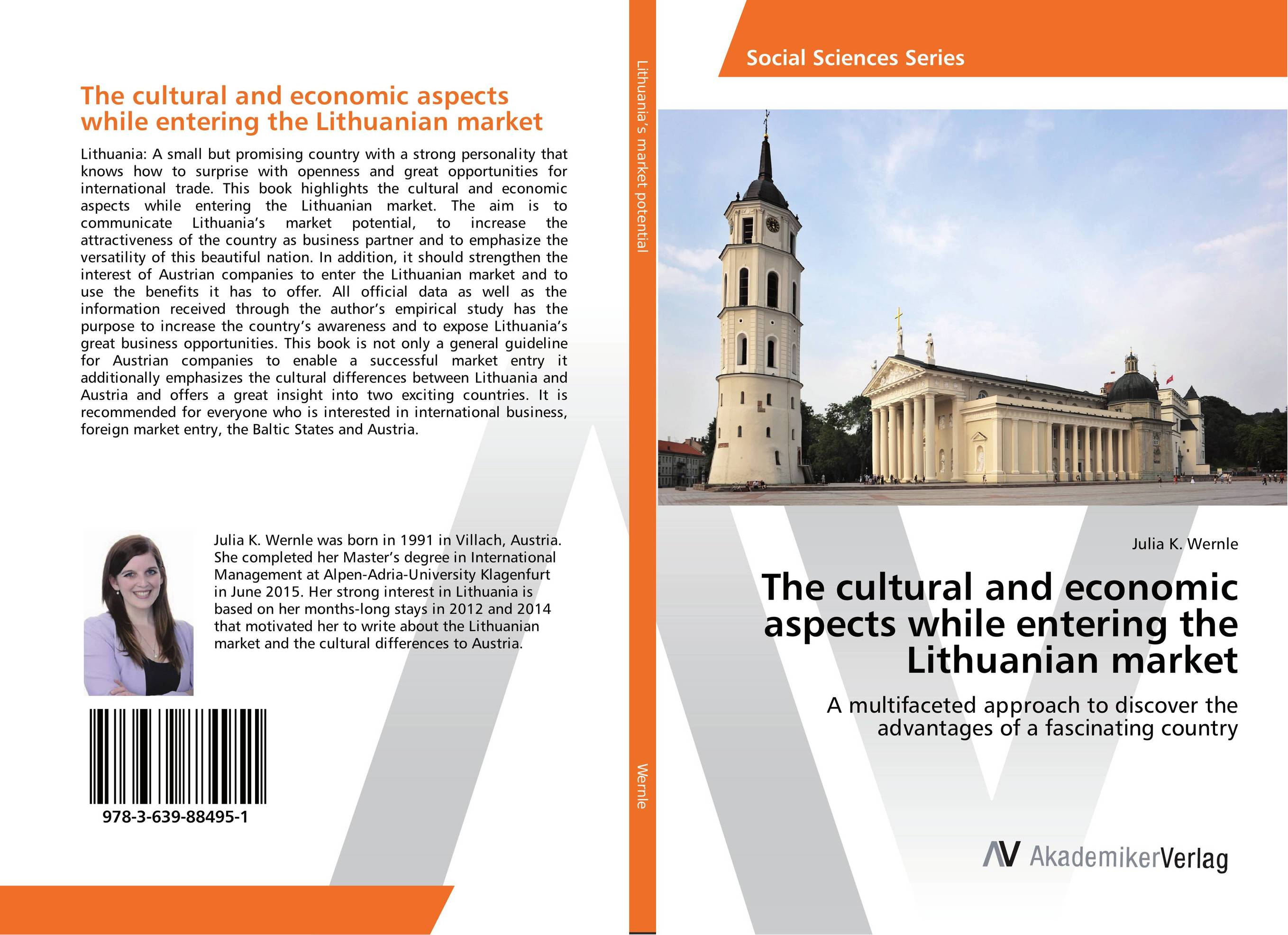 The cultural and economic aspects while entering the Lithuanian market николай камзин theory and practical aspects of internationa settlements economic cooperation