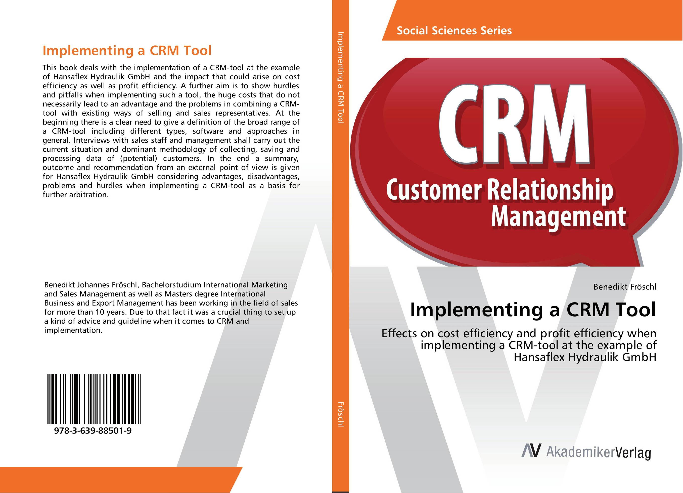 Implementing a CRM Tool