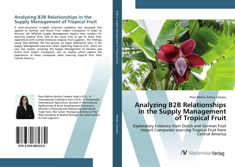 Analyzing B2B Relati...
