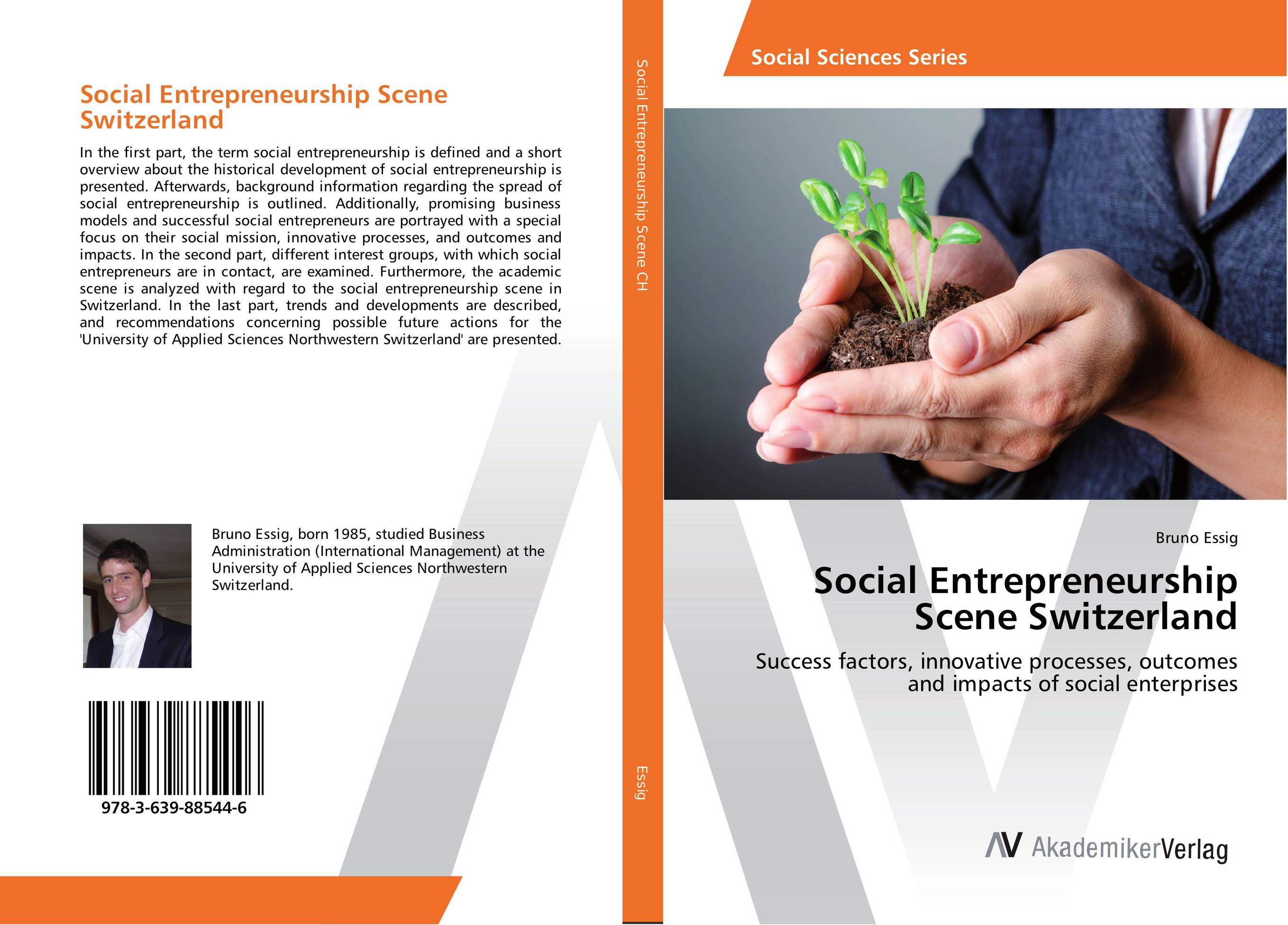 Social Entrepreneurship Scene Switzerland