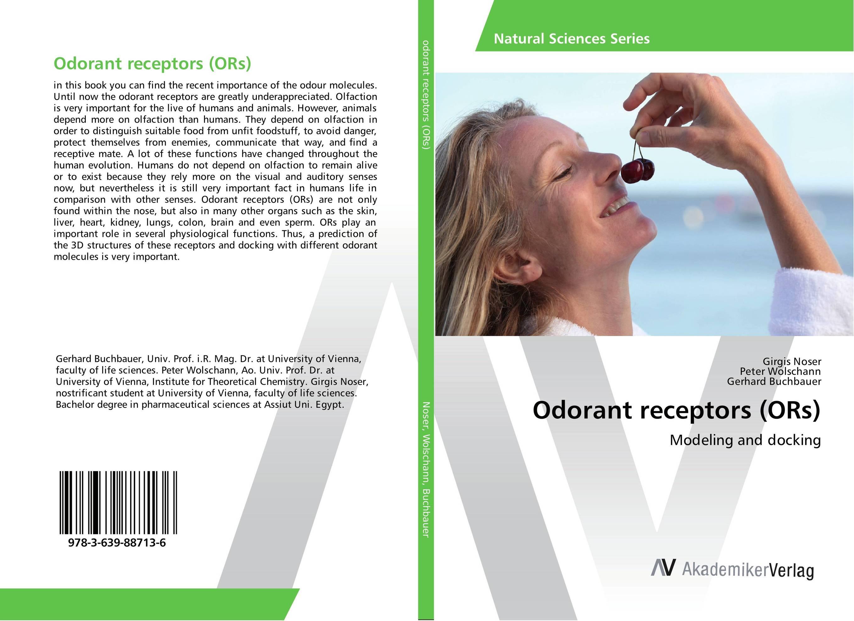Odorant receptors (ORs) image receptors in radiology
