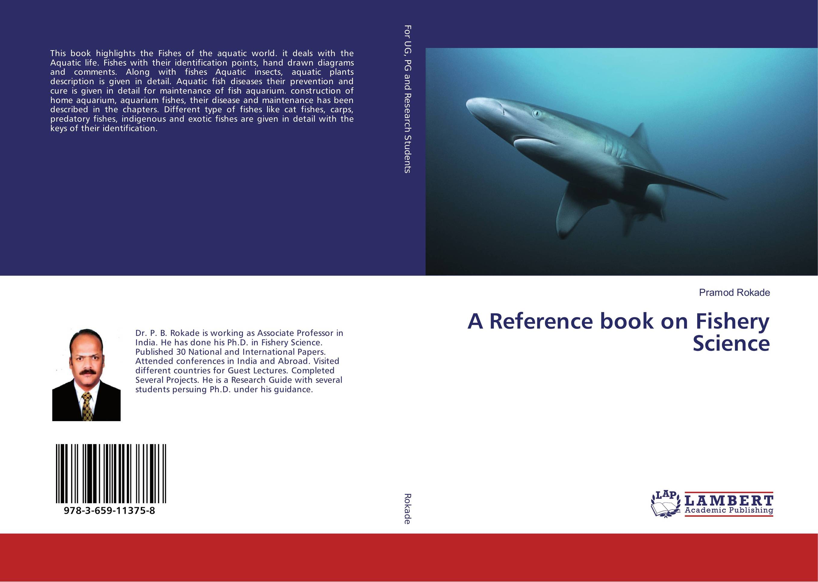 A Reference book on Fishery Science