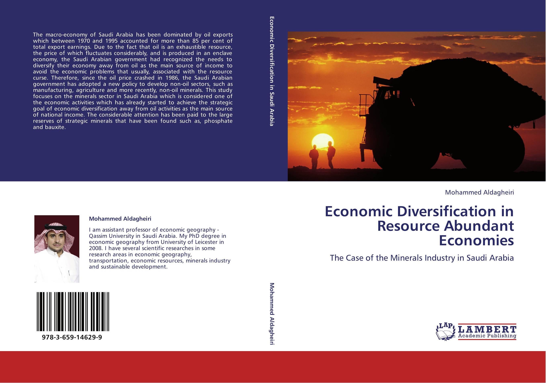 Economic Diversification in Resource Abundant Economies economic methodology
