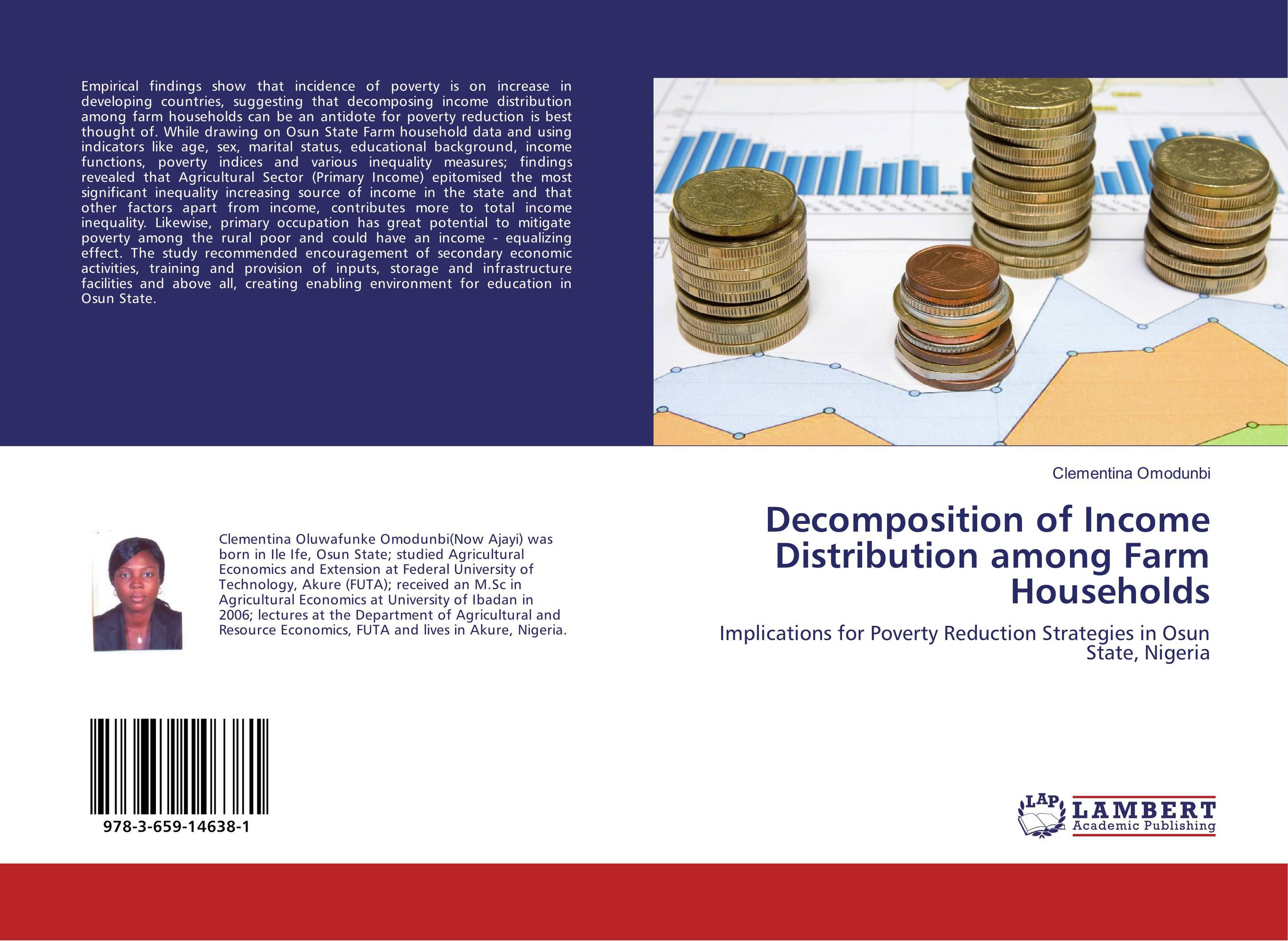 Decomposition of Income Distribution among Farm Households john m peckham iii a master guide to income property brokerage boost your income by selling commercial and income properties