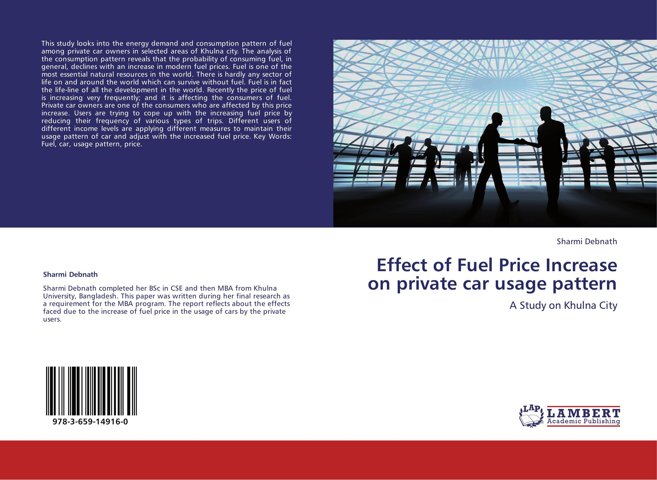 Effect of Fuel Price Increase on private car usage pattern