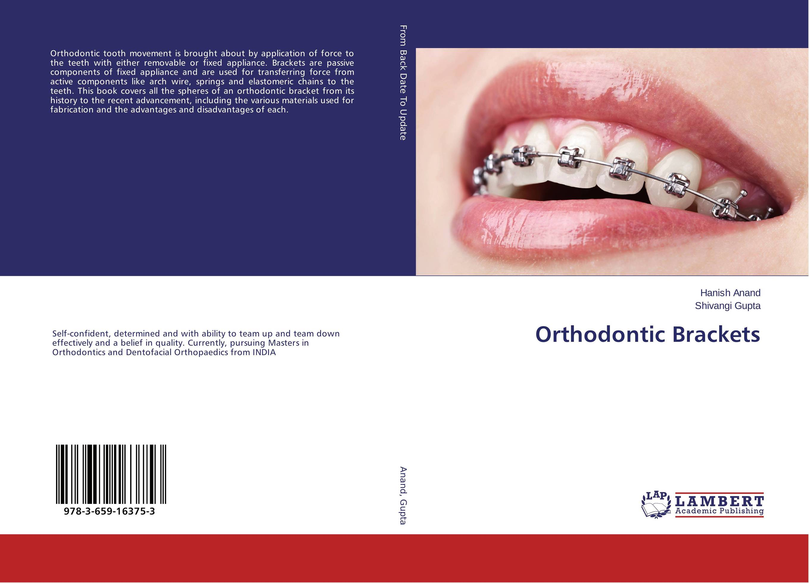 Orthodontic Brackets 1 pc dental orthodontic study model transparent teeth malocclusion orthodontic model with colorful brackets
