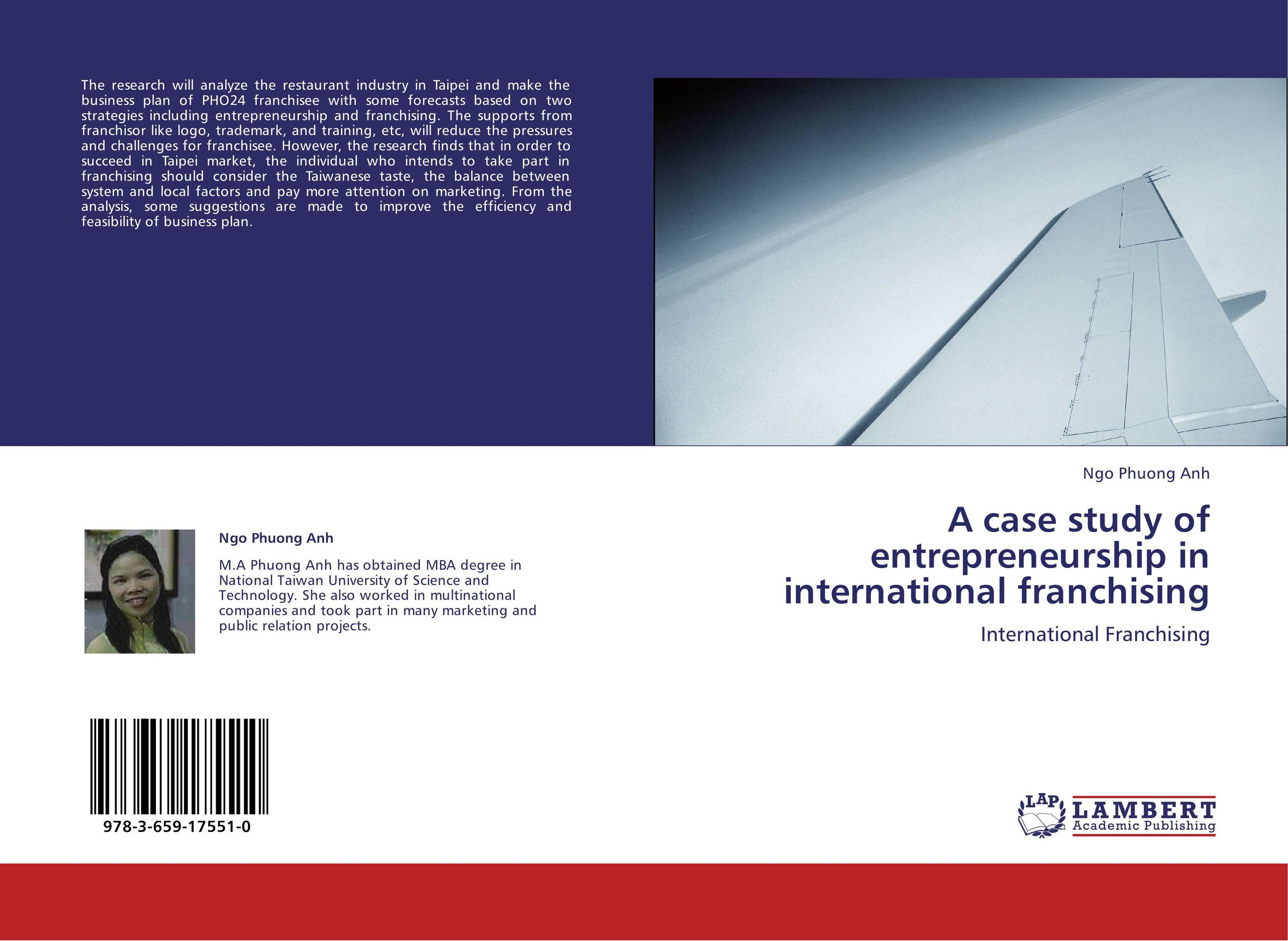 A case study of entrepreneurship in international franchising n giusti diffuse entrepreneurship and the very heart of made in italy for fashion and luxury goods