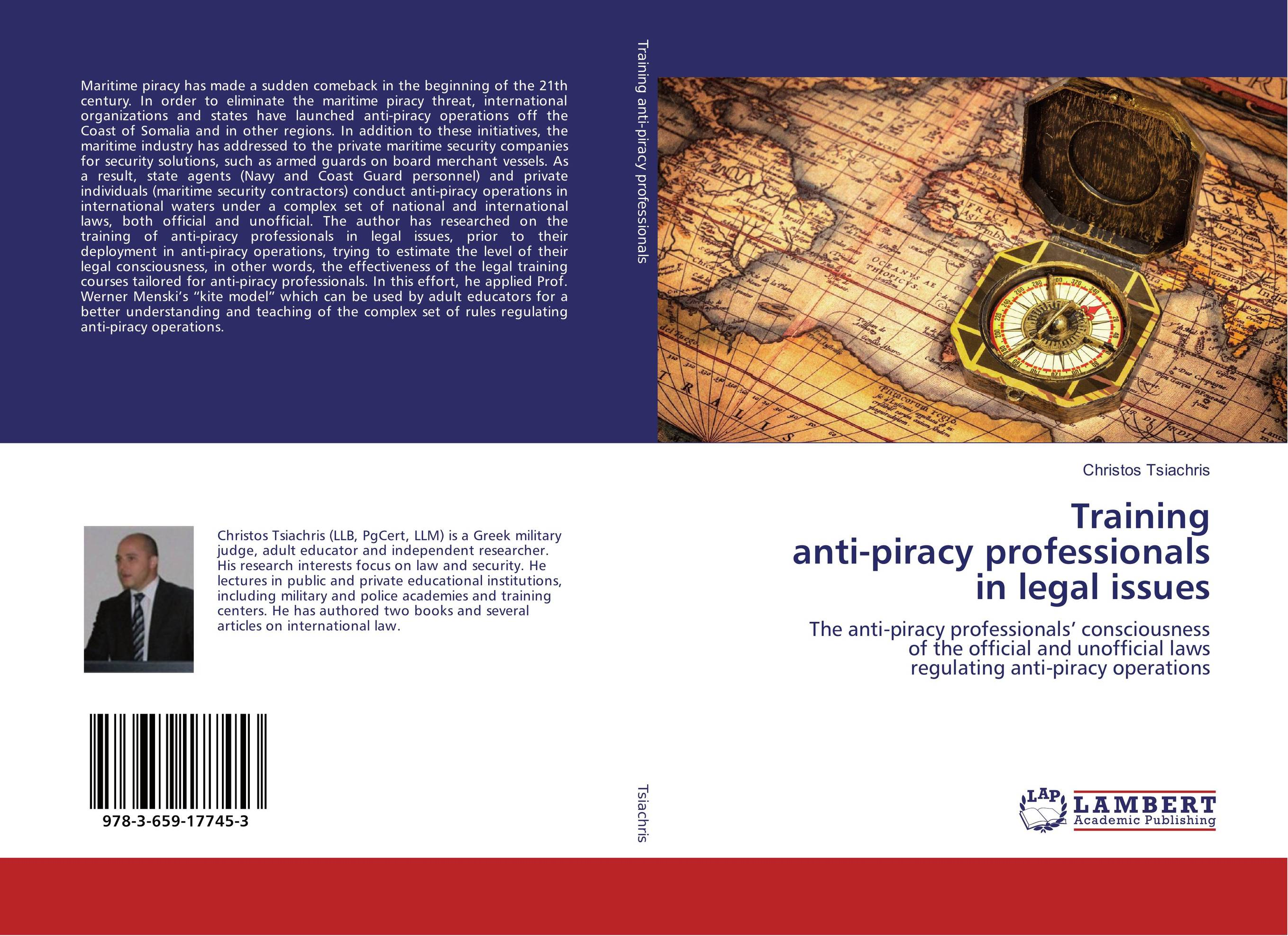 Training anti-piracy professionals in legal issues software piracy exposed