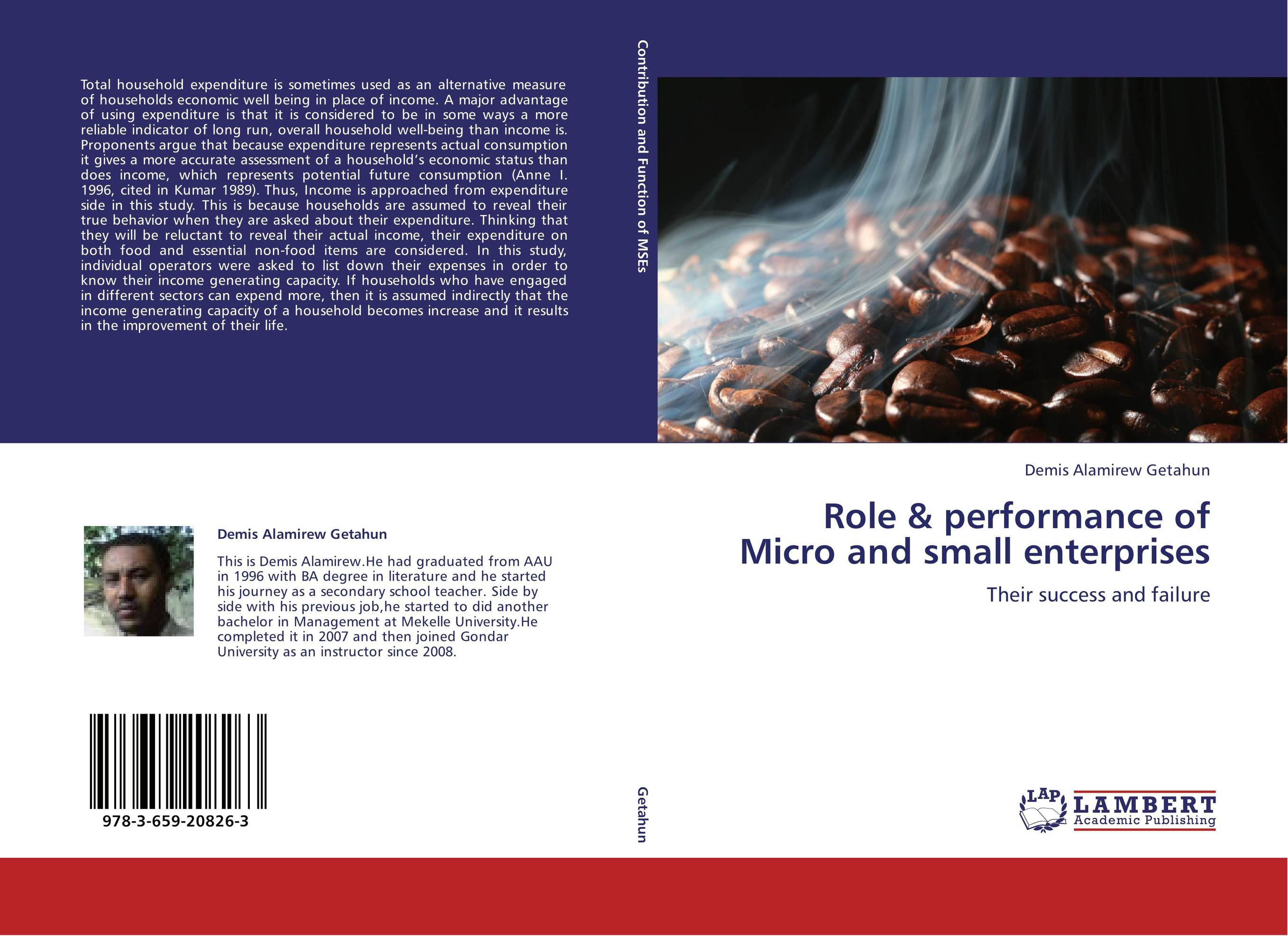 Role & performance of Micro and small enterprises