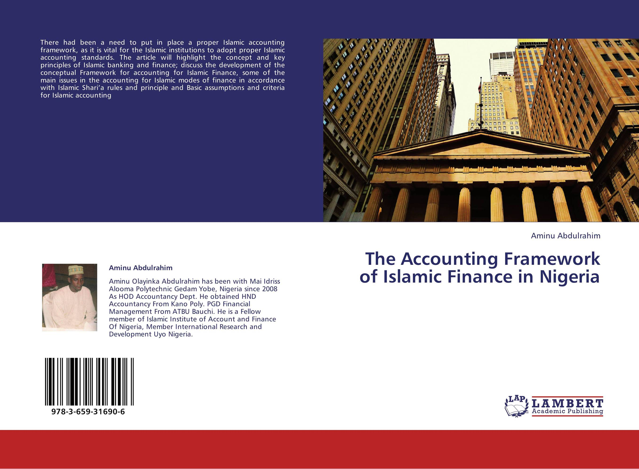 The Accounting Framework of Islamic Finance in Nigeria waqf the islamic endowment