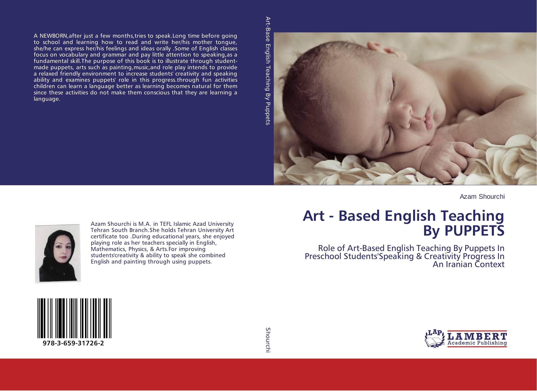 Art - Based English Teaching By PUPPETS activity based language teaching