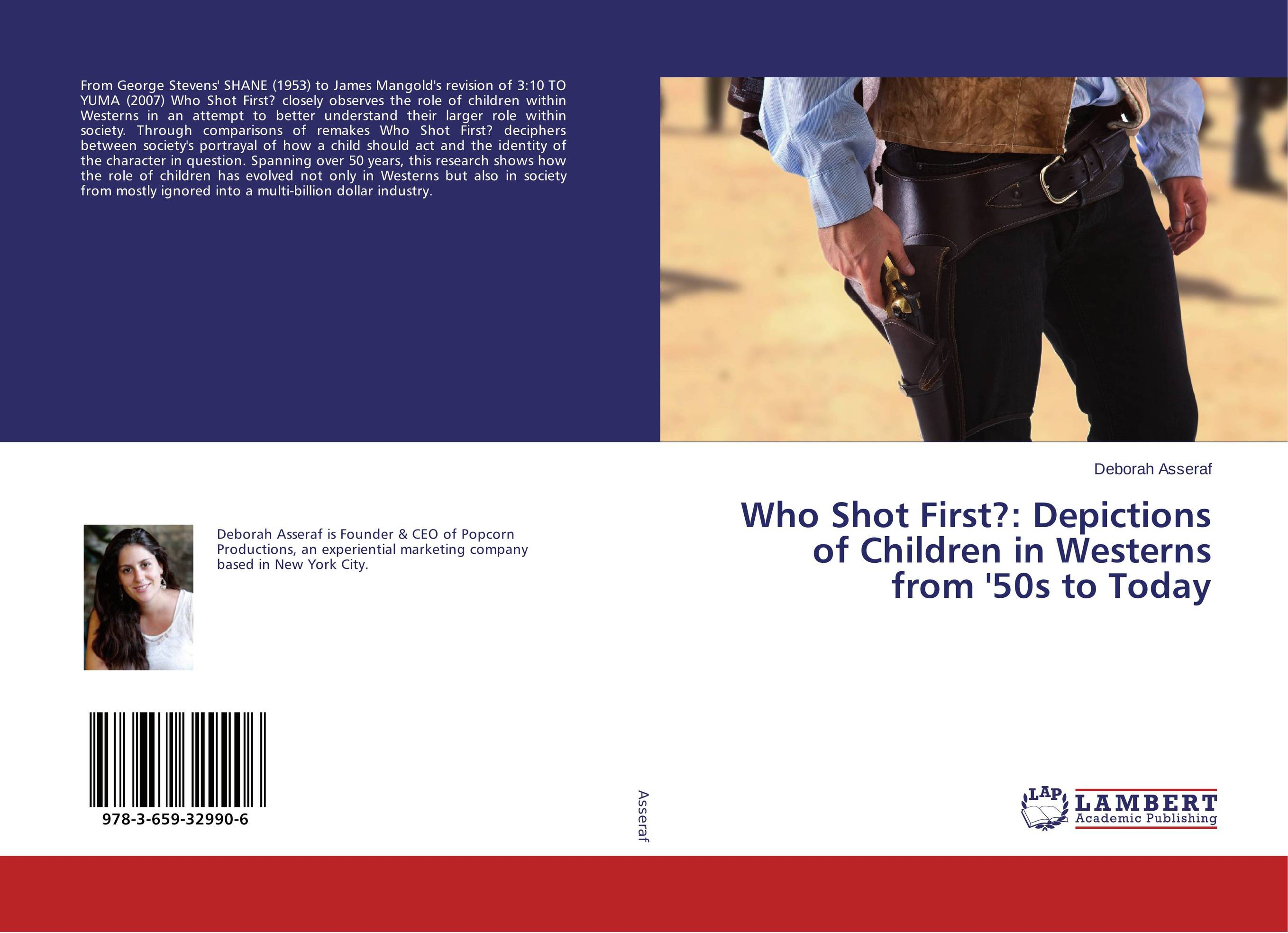 Who Shot First?: Depictions of Children in Westerns from '50s to Today the role of absurdity within english humour