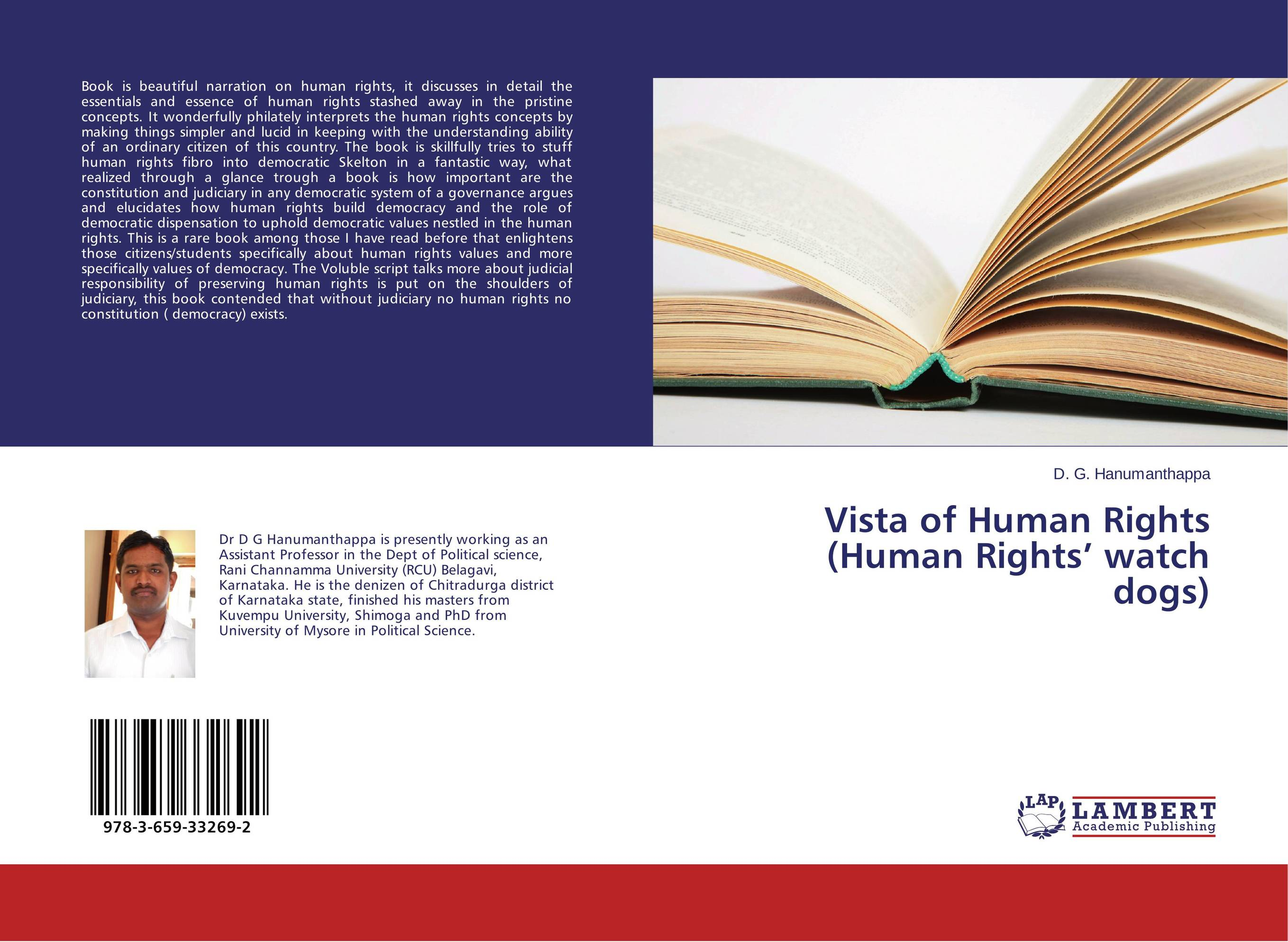 Vista of Human Rights (Human Rights' watch dogs) the heart of human rights