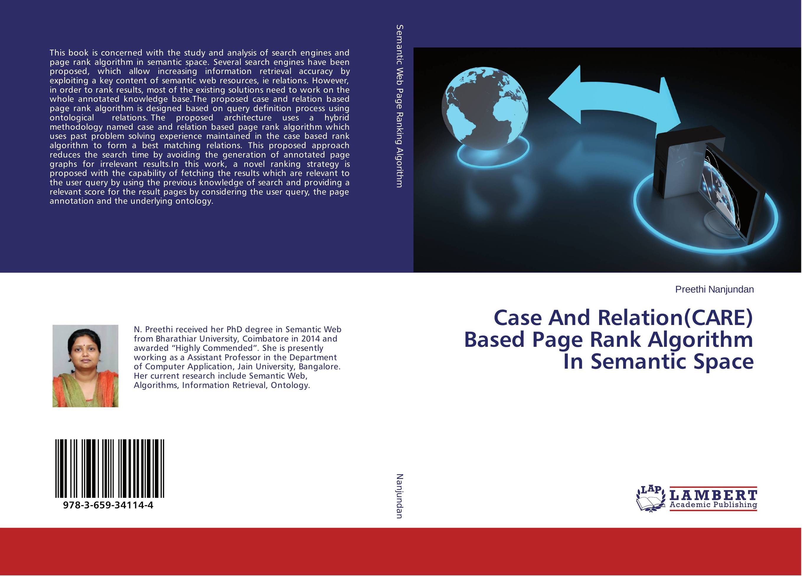 Case And Relation(CARE) Based Page Rank Algorithm In Semantic Space the lighthouses of the chesapeake page 6