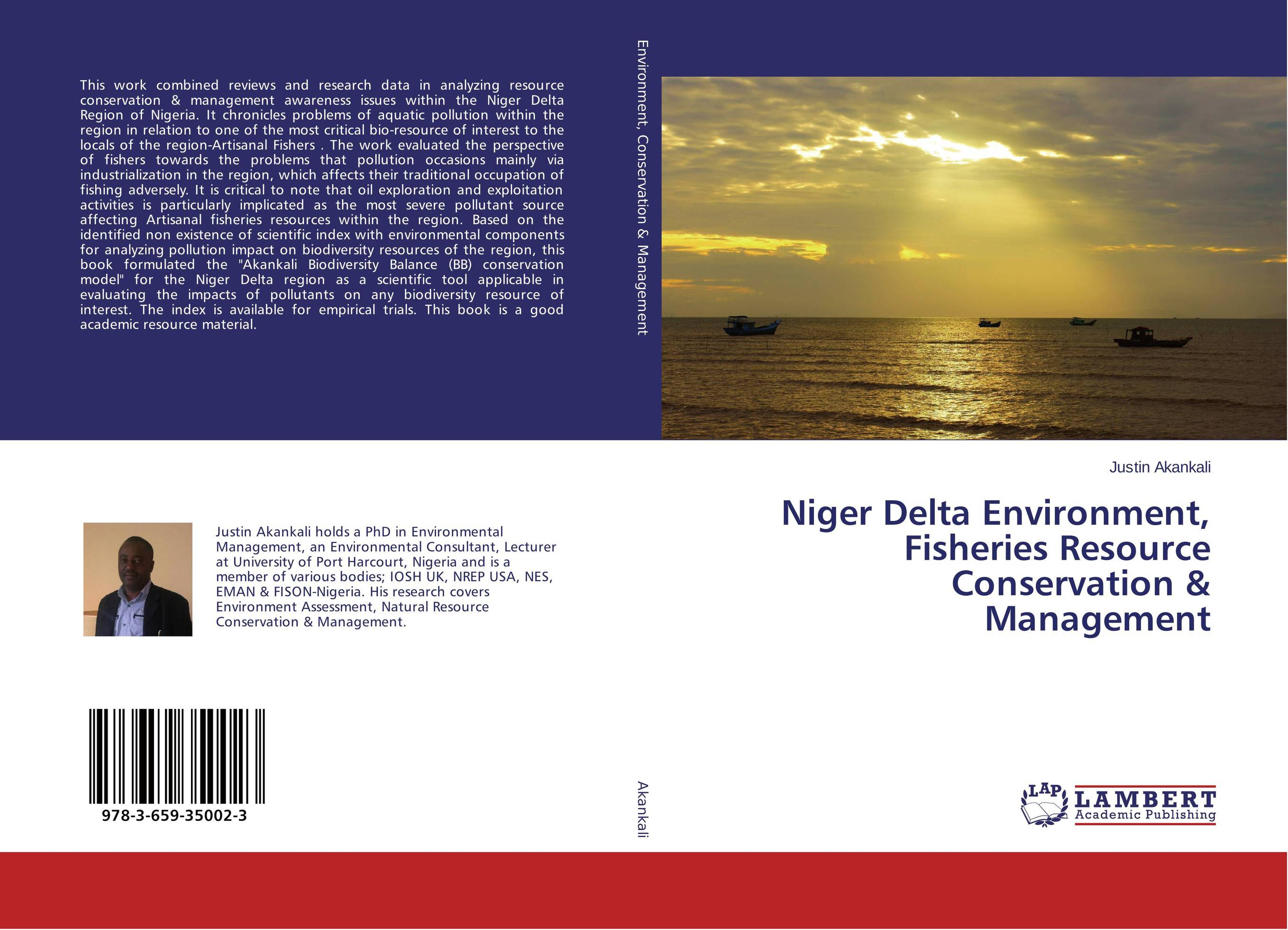 Niger Delta Environment, Fisheries Resource Conservation & Management