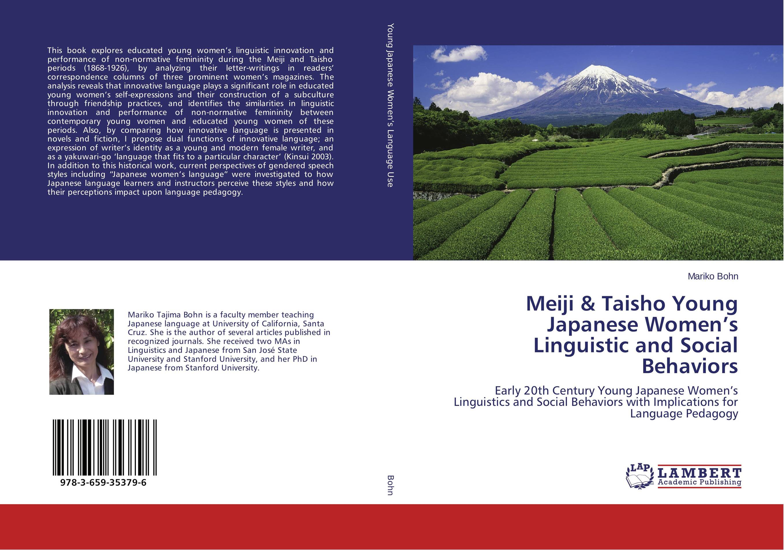 Meiji & Taisho Young Japanese Women's Linguistic and Social Behaviors marco zolow spirituality in health and wellness practices of older adults