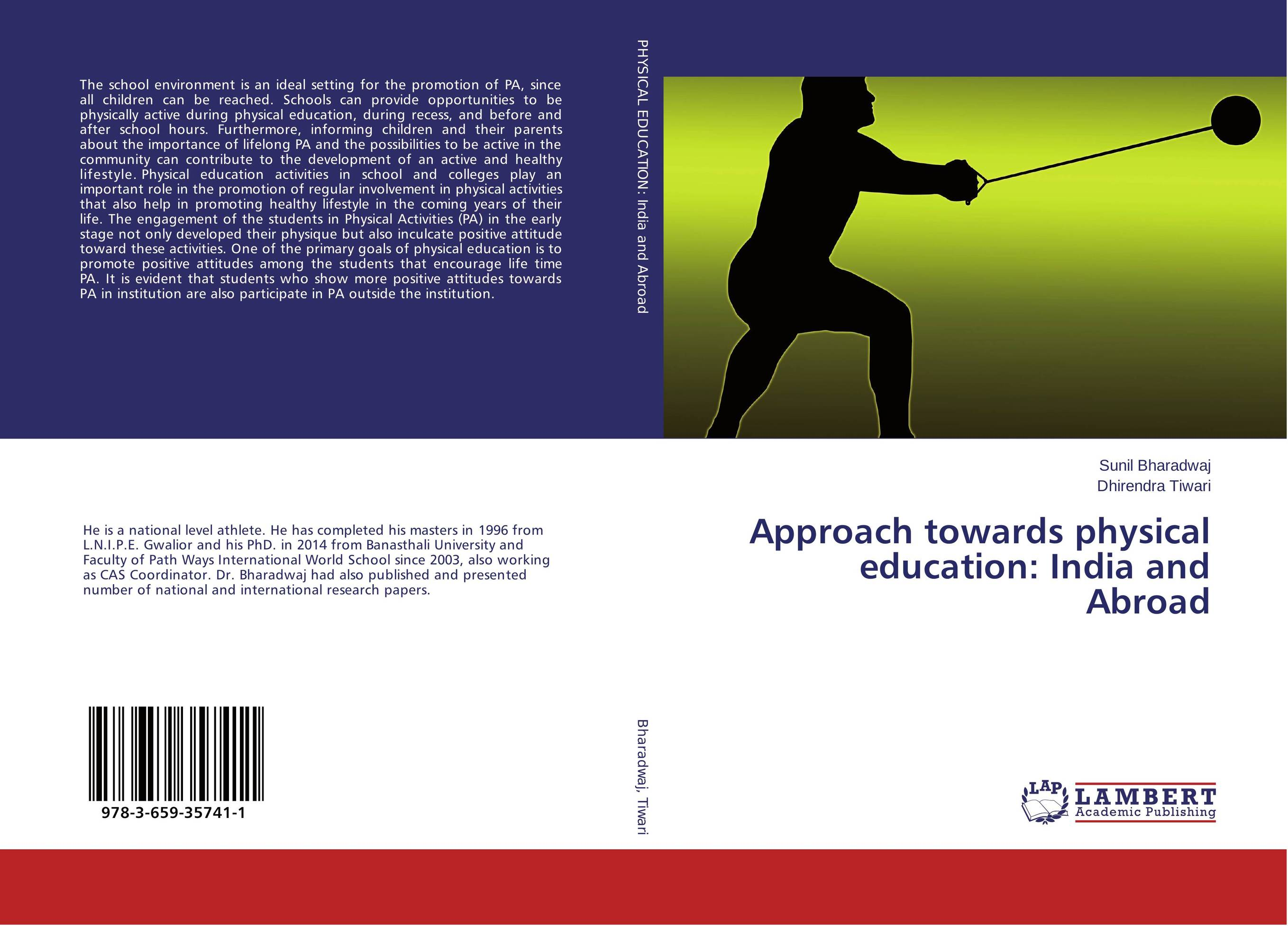 Approach towards physical education: India and Abroad role of school leadership in promoting moral integrity among students