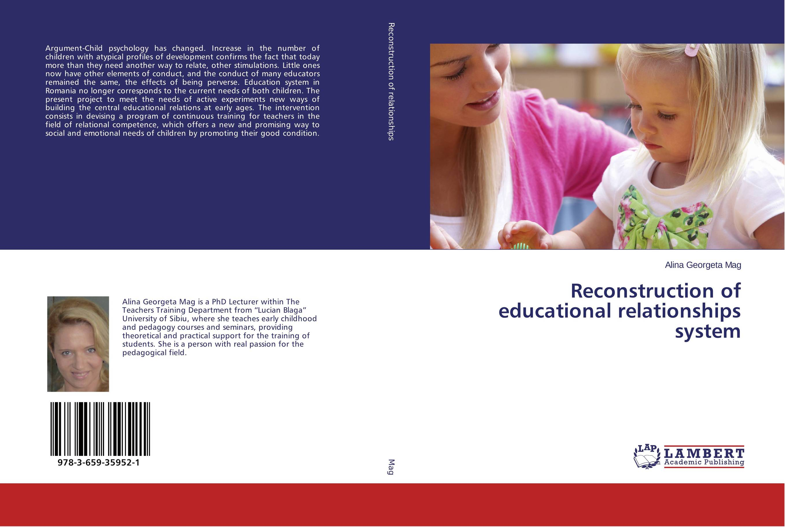Reconstruction of educational relationships system ways of the hand – the organization of improvised conduct