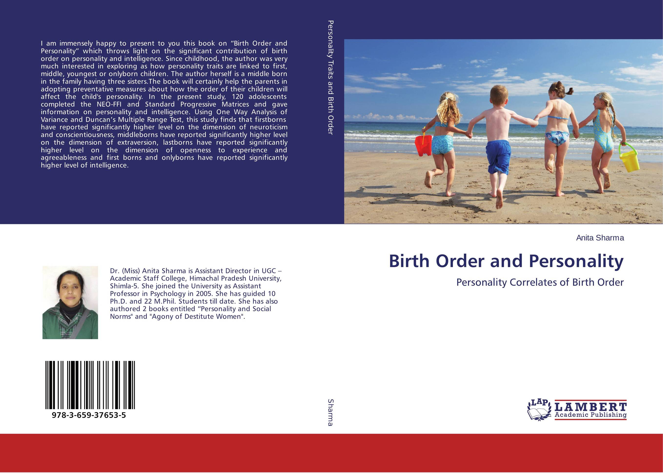Birth Order and Personality personality traits