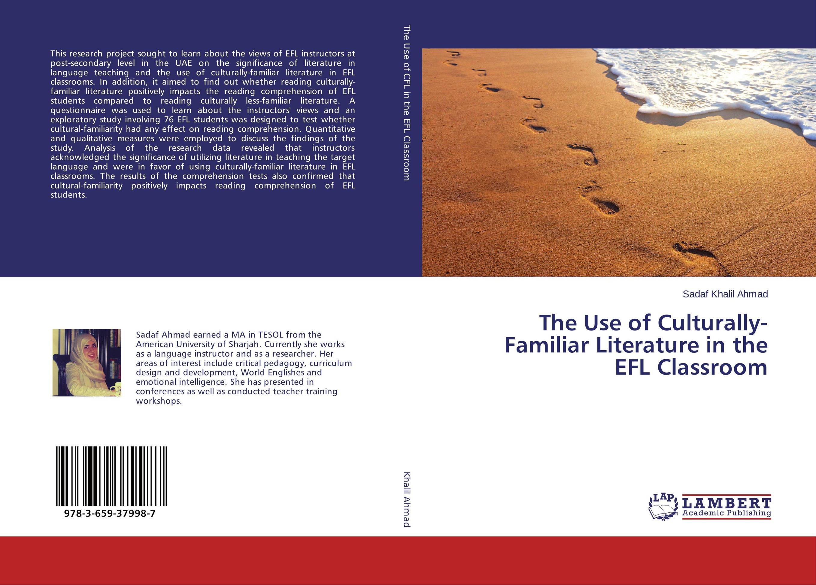 The Use of Culturally-Familiar Literature in the EFL Classroom norton anthology of literature by women 3e instructors manual