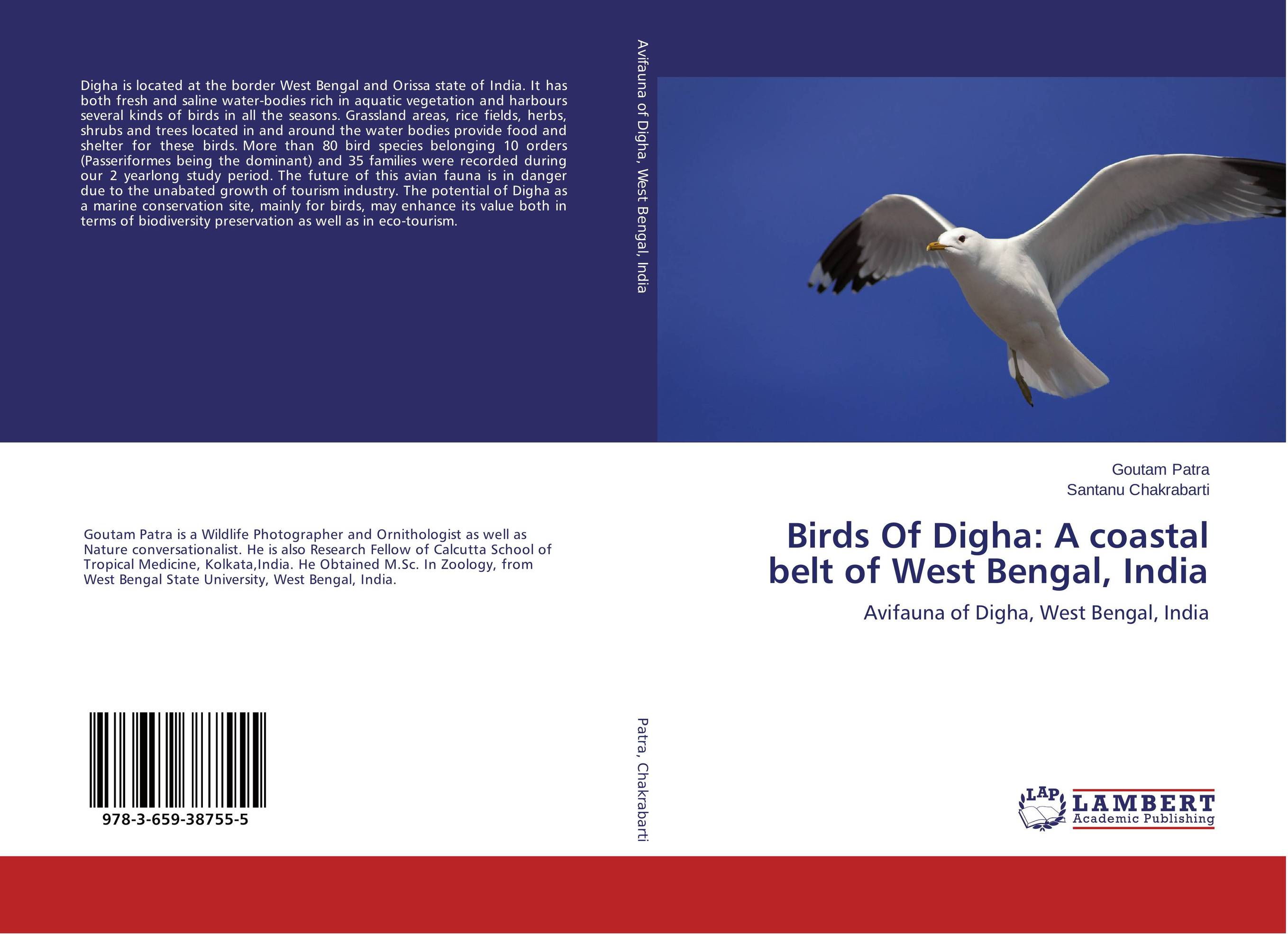Birds Of Digha: A coastal belt of West Bengal, India biomagnification of mercury in the biota of a ramasar site in india
