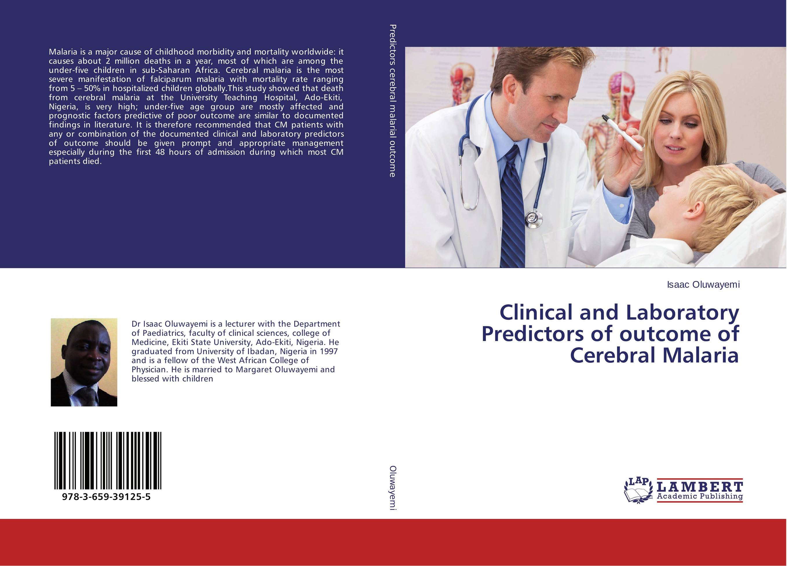 Clinical and Laboratory Predictors of outcome of Cerebral Malaria
