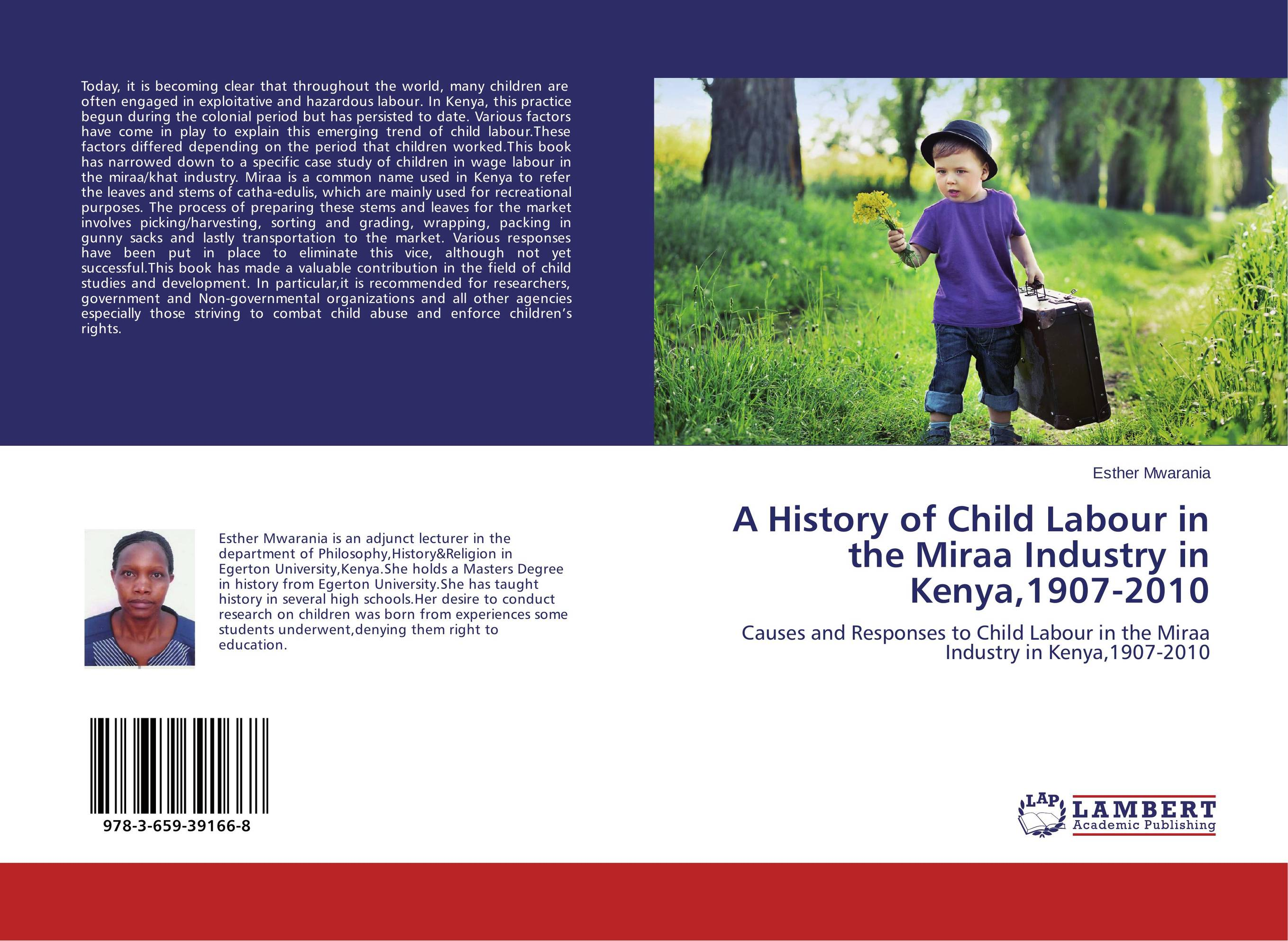 A History of Child Labour in the Miraa Industry in Kenya,1907-2010 psychiatric disorders in postpartum period